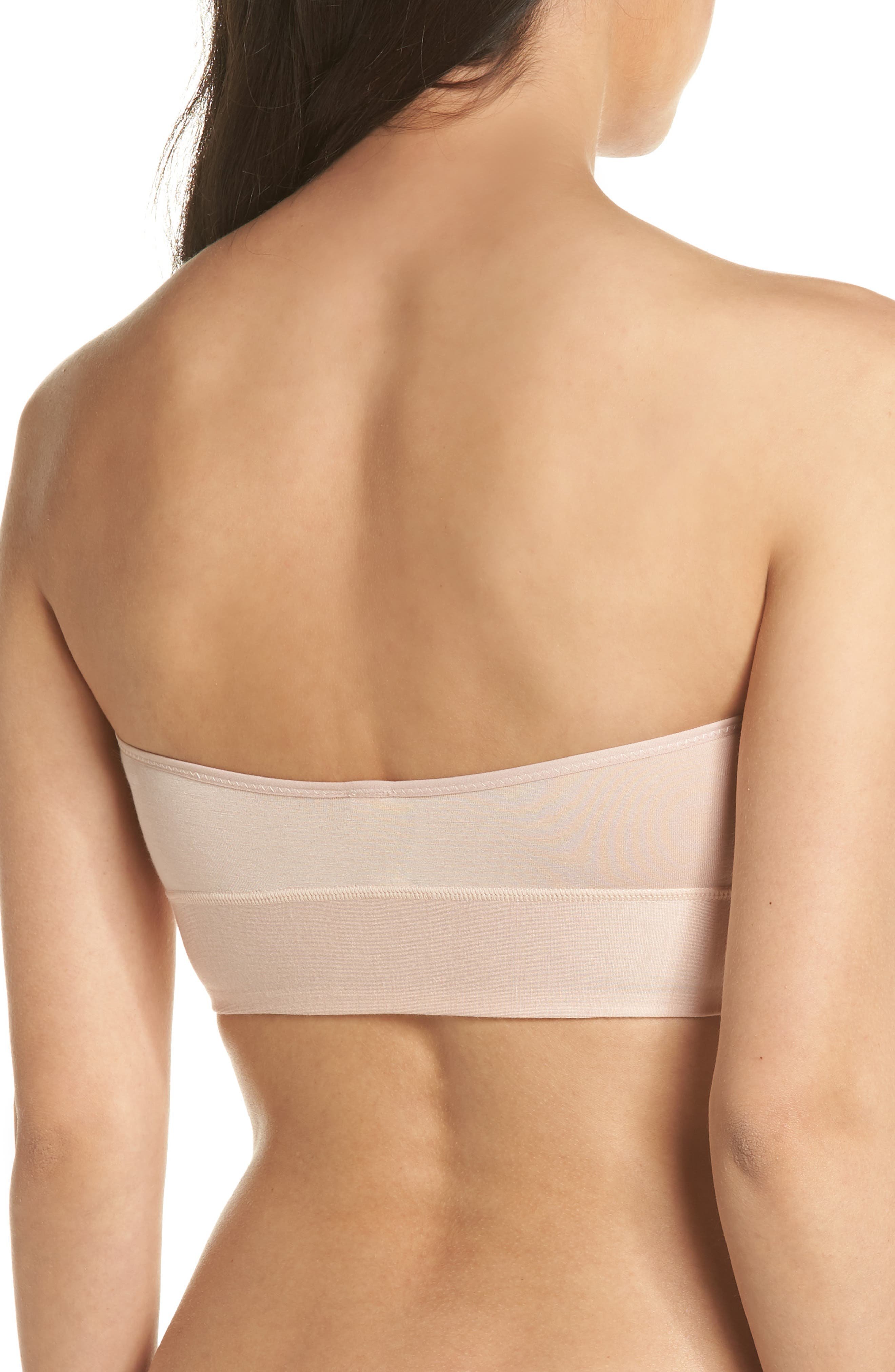Strapless Bandeau Bra,                             Alternate thumbnail 2, color,                             250