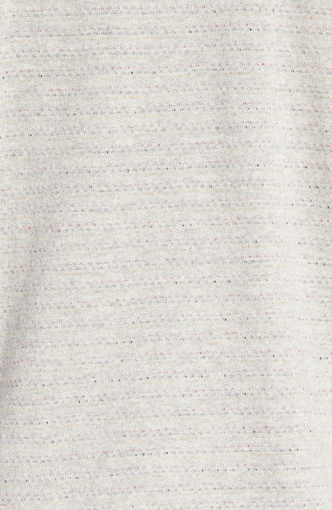 'Gleann' French Terry Crewneck Sweatshirt,                             Alternate thumbnail 3, color,                             250