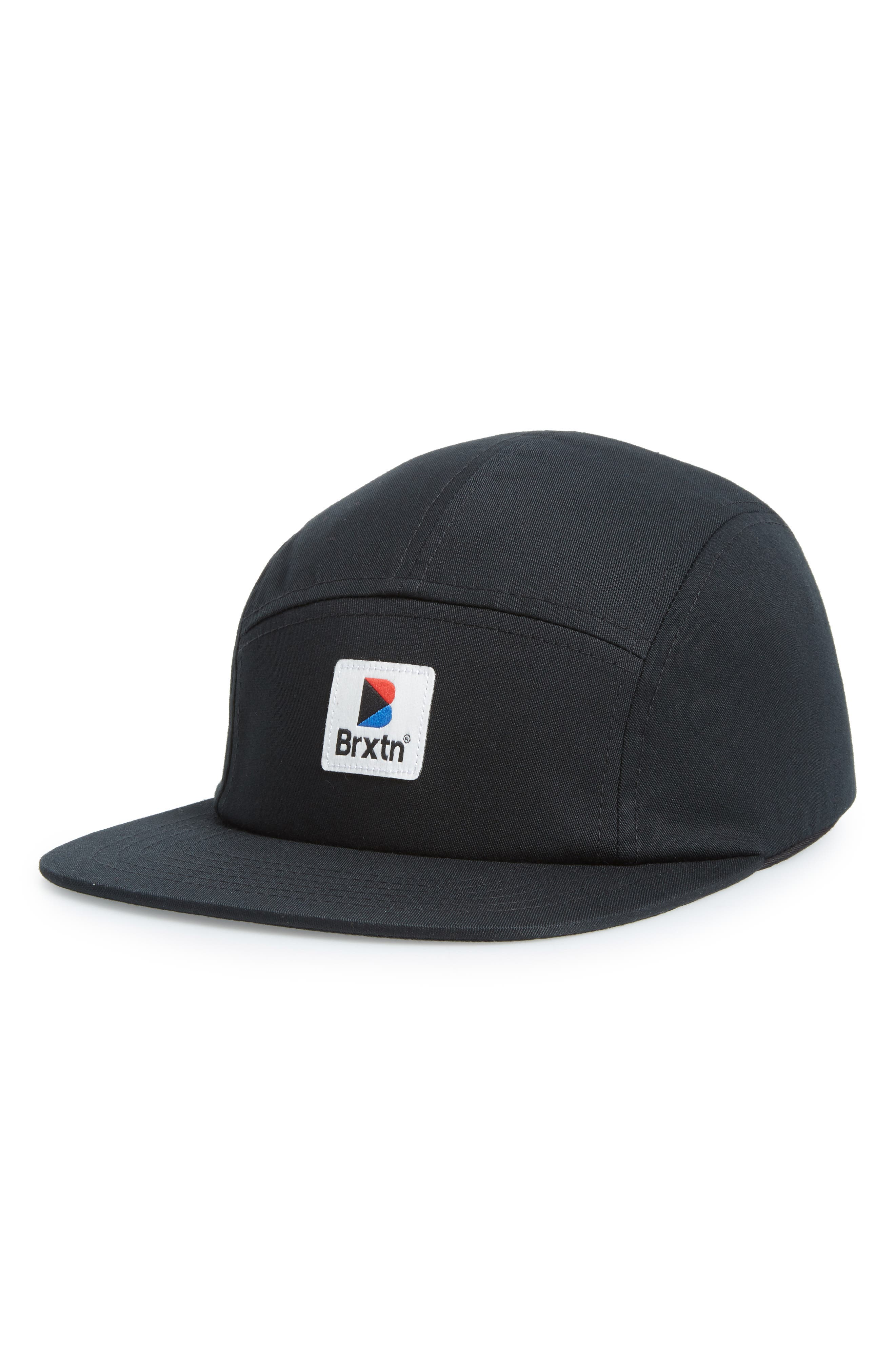 Stowell Baseball Cap,                             Main thumbnail 1, color,                             BLACK