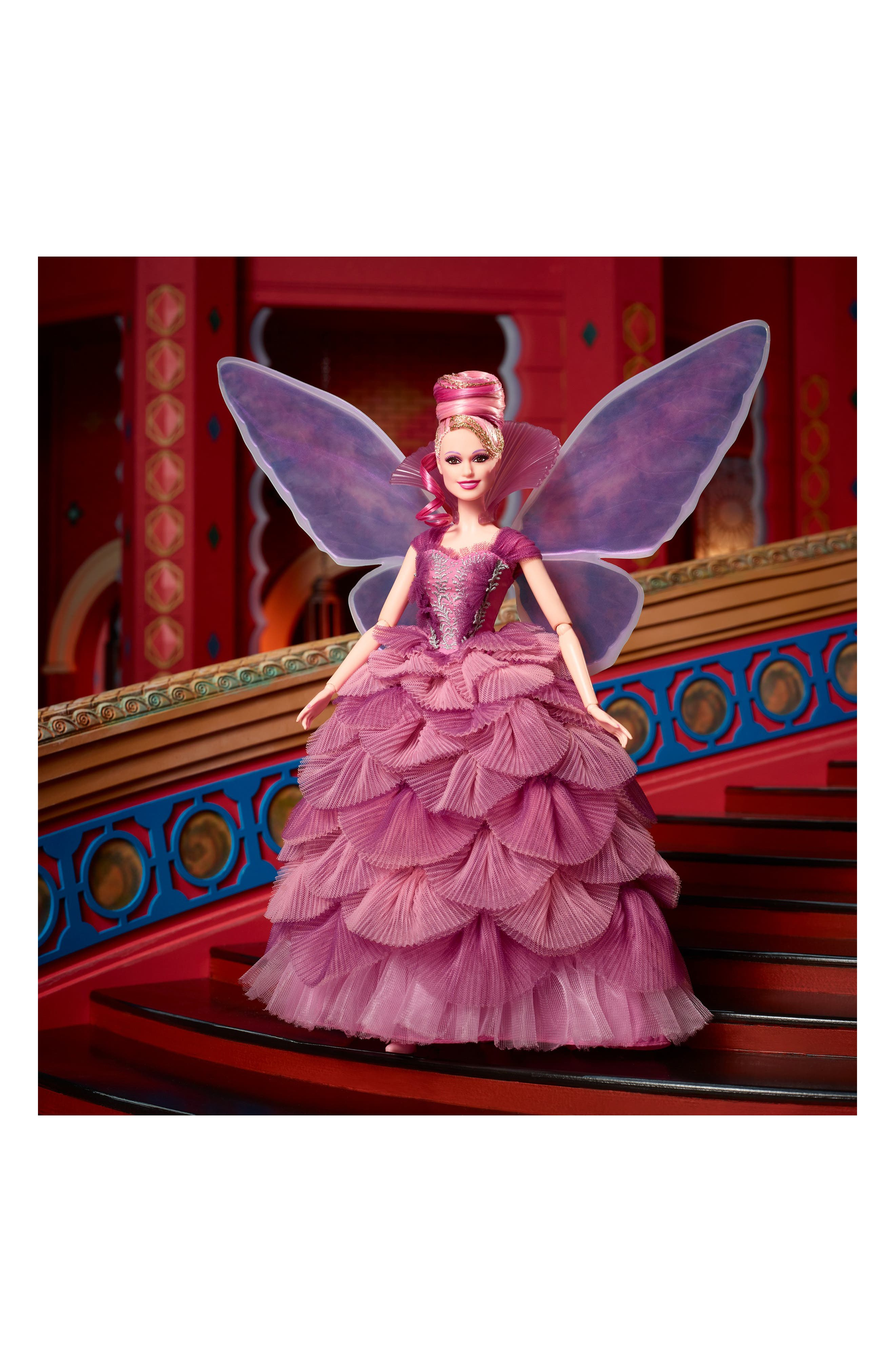 MATTEL,                             Disney<sup>®</sup> The Nutcracker & the Four Realms Sugar Plum Fairy Barbie<sup>®</sup> Doll,                             Alternate thumbnail 7, color,                             960