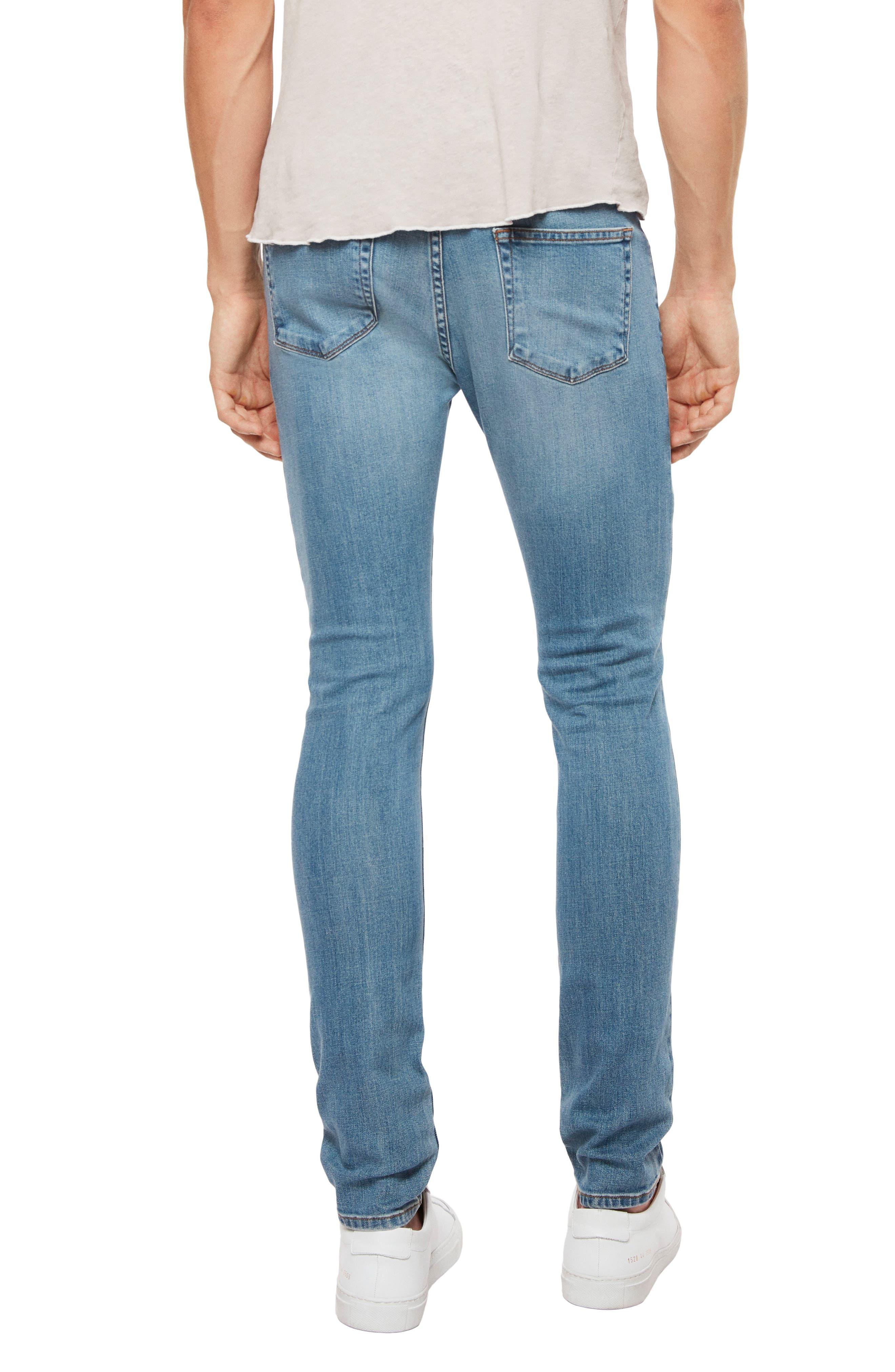 Skinny Fit Jeans,                             Alternate thumbnail 2, color,                             409