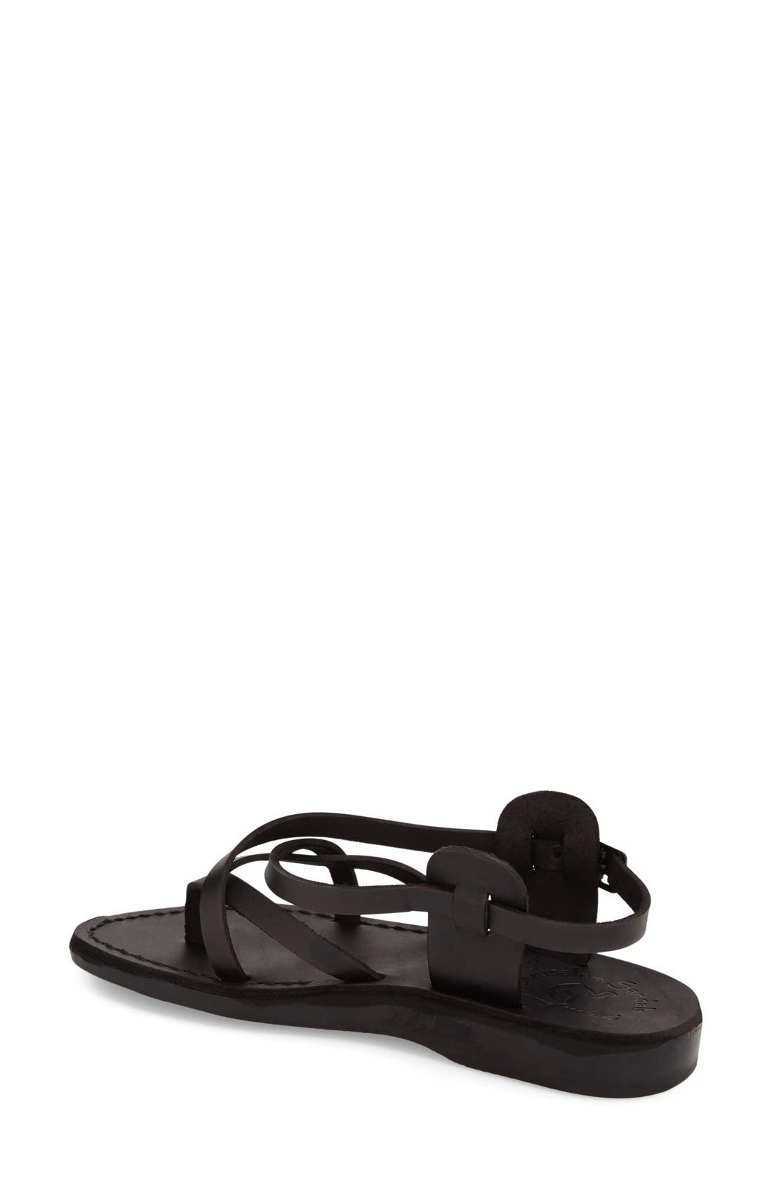 'Tamar' Strappy Sandal,                             Alternate thumbnail 6, color,