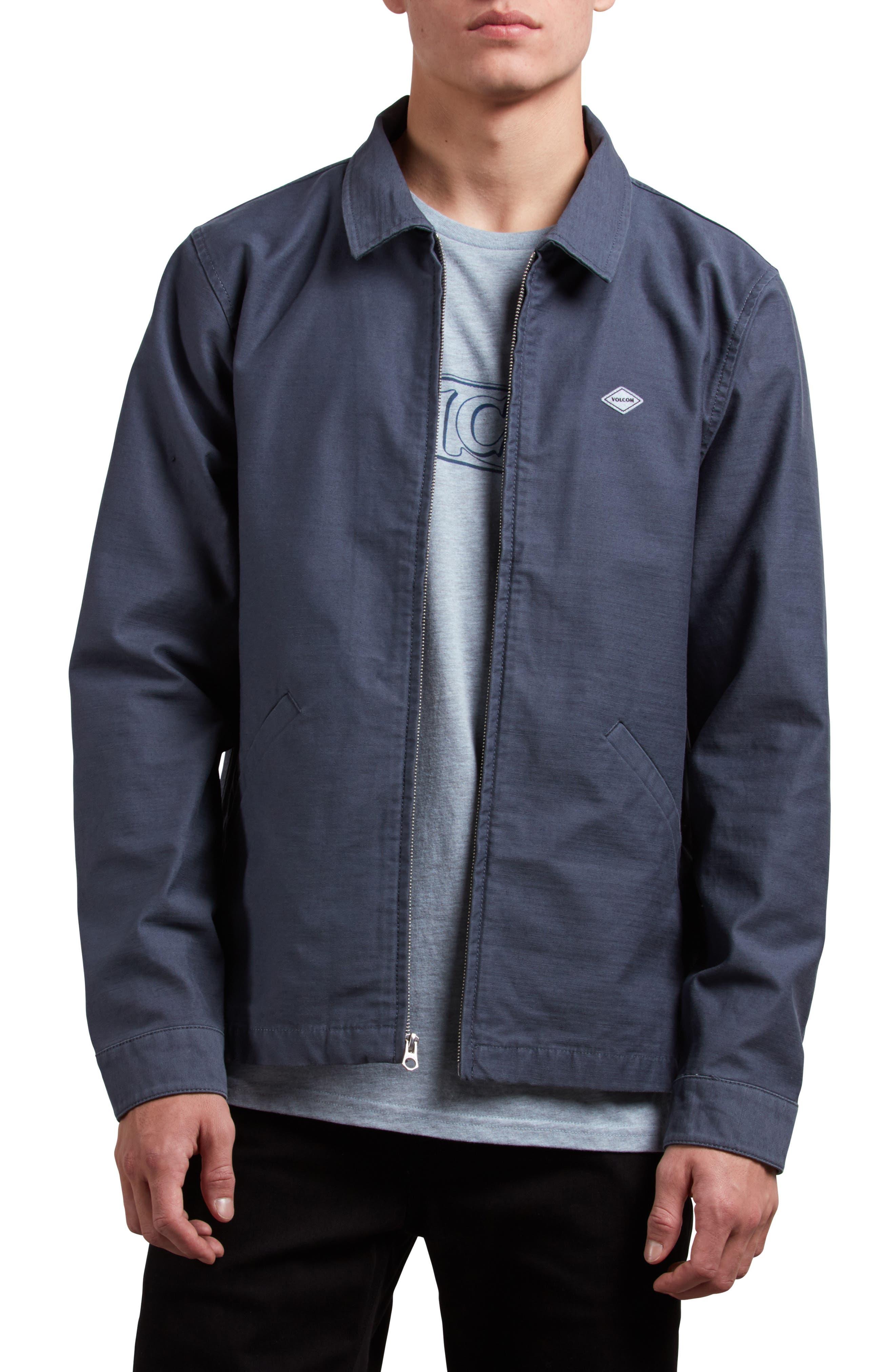 Burkey Jacket,                             Main thumbnail 1, color,                             402