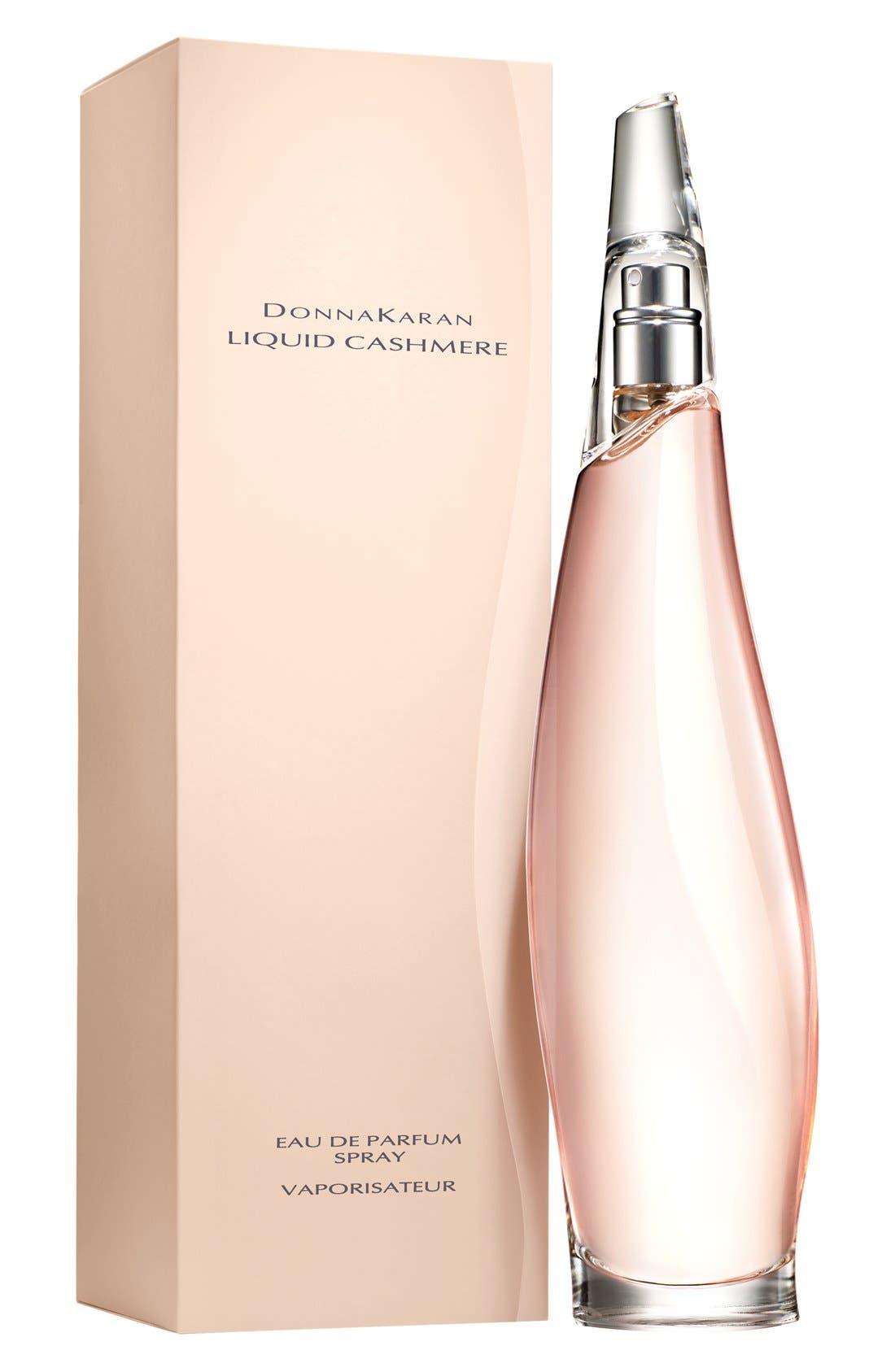 Donna Karan 'Liquid Cashmere' Eau de Parfum,                             Alternate thumbnail 3, color,                             000