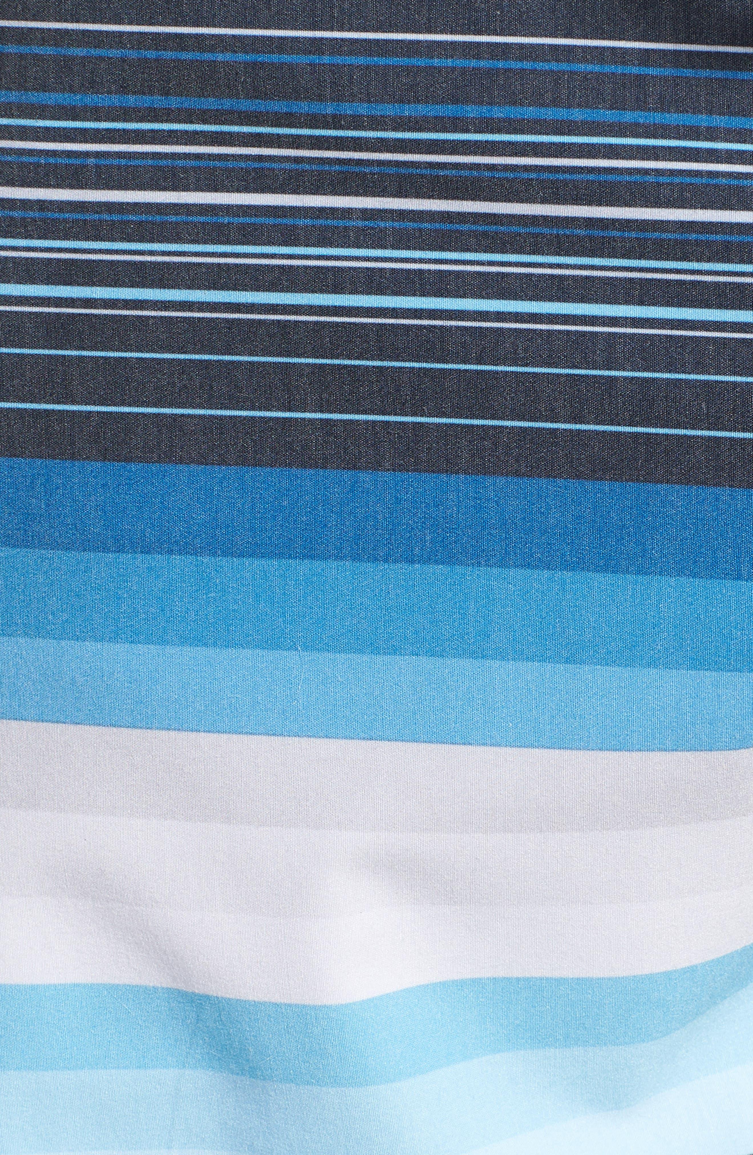 Sandbar Cruzer Board Shorts,                             Alternate thumbnail 5, color,                             NAVY