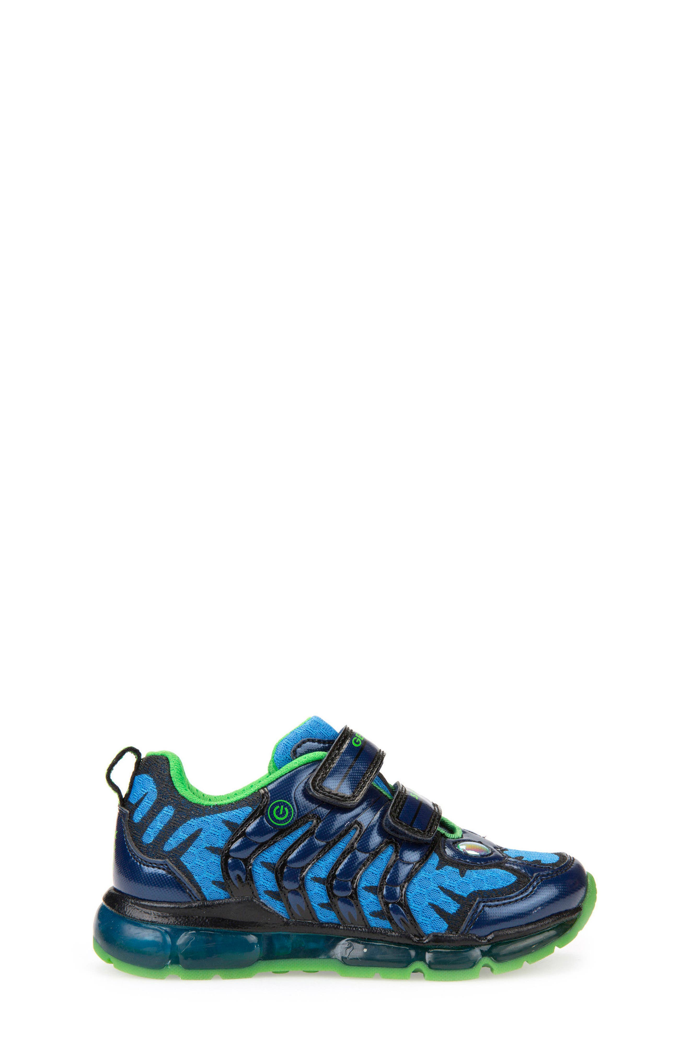 Android Light-Up Sneaker,                             Alternate thumbnail 3, color,                             410