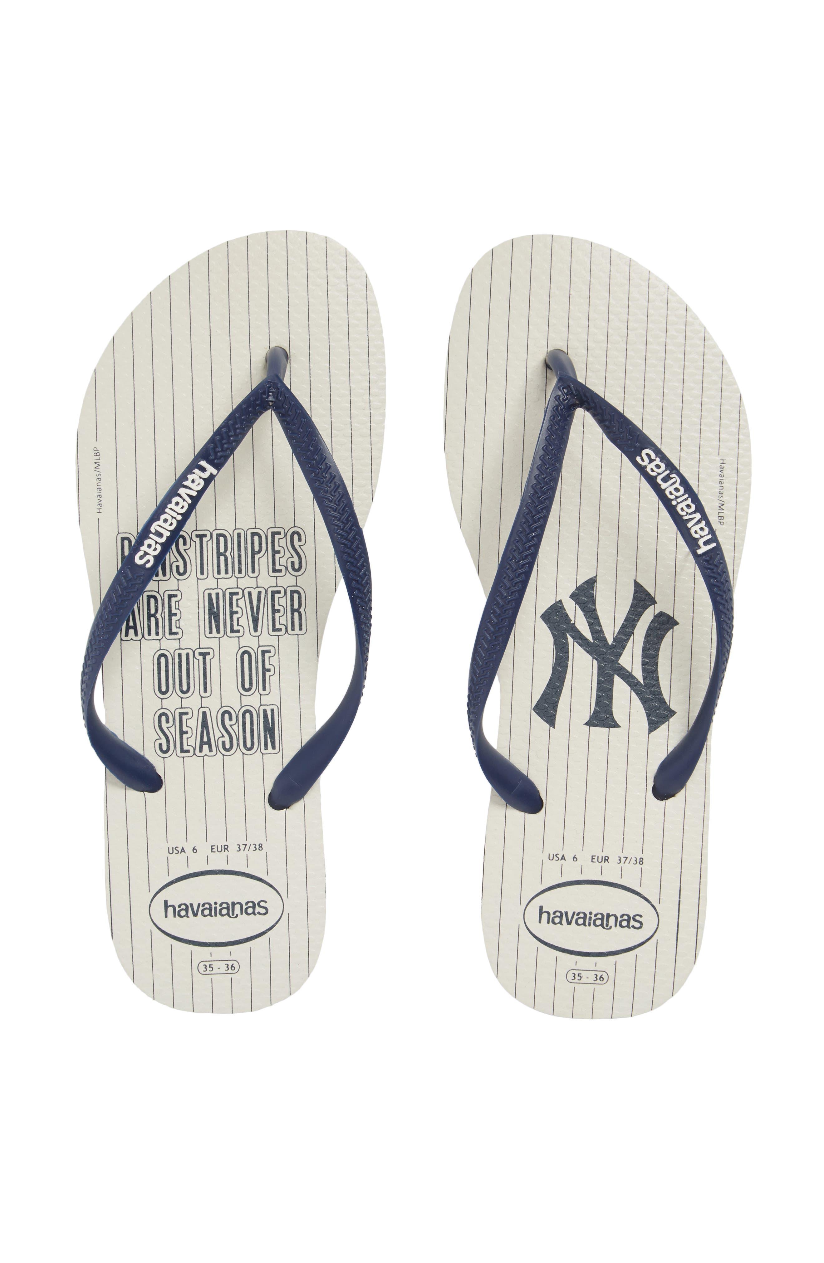 Slim MLB Flip Flop,                         Main,                         color,