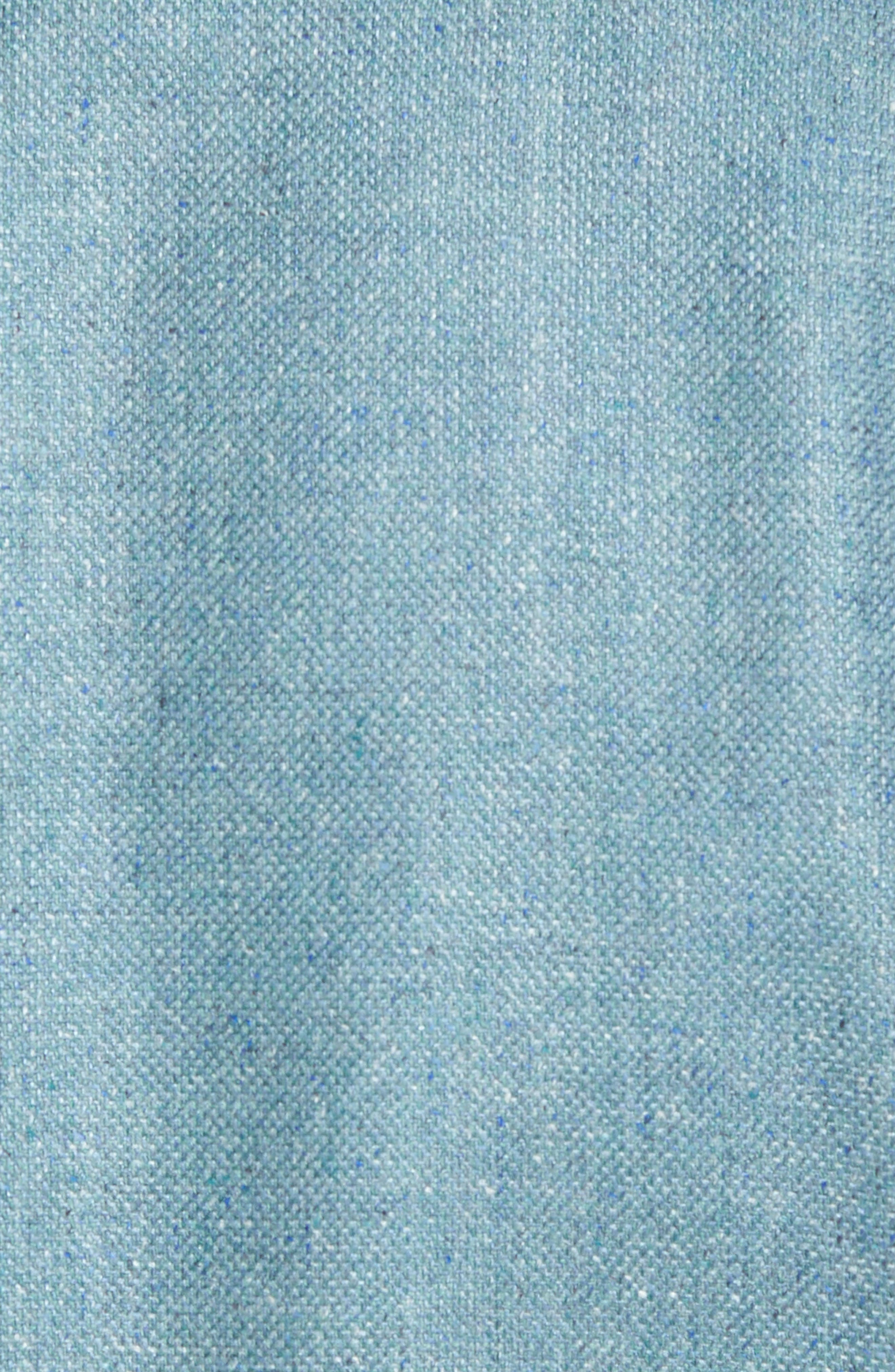 Aiden Classic Fit Silk & Wool Blazer,                             Alternate thumbnail 6, color,