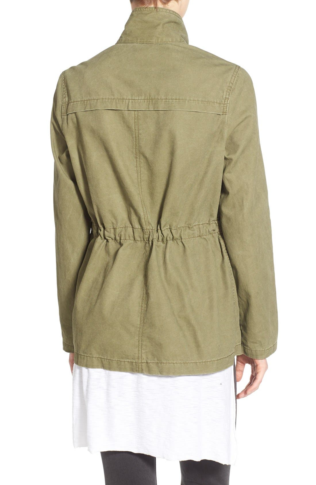 BP.,                             Cotton Field Jacket,                             Alternate thumbnail 2, color,                             311