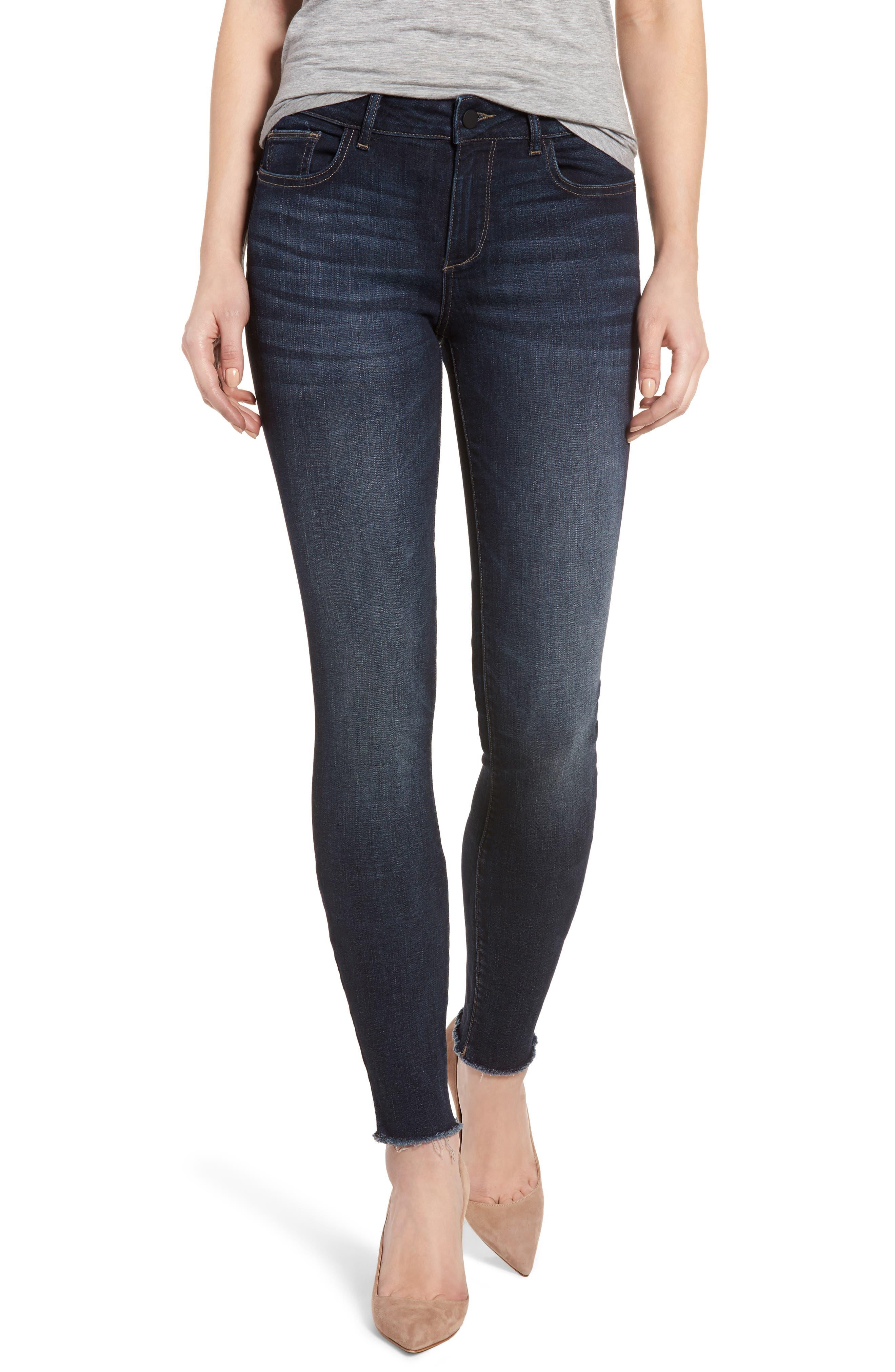 Danny Instasculpt Supermodel Skinny Jeans,                             Main thumbnail 1, color,                             405