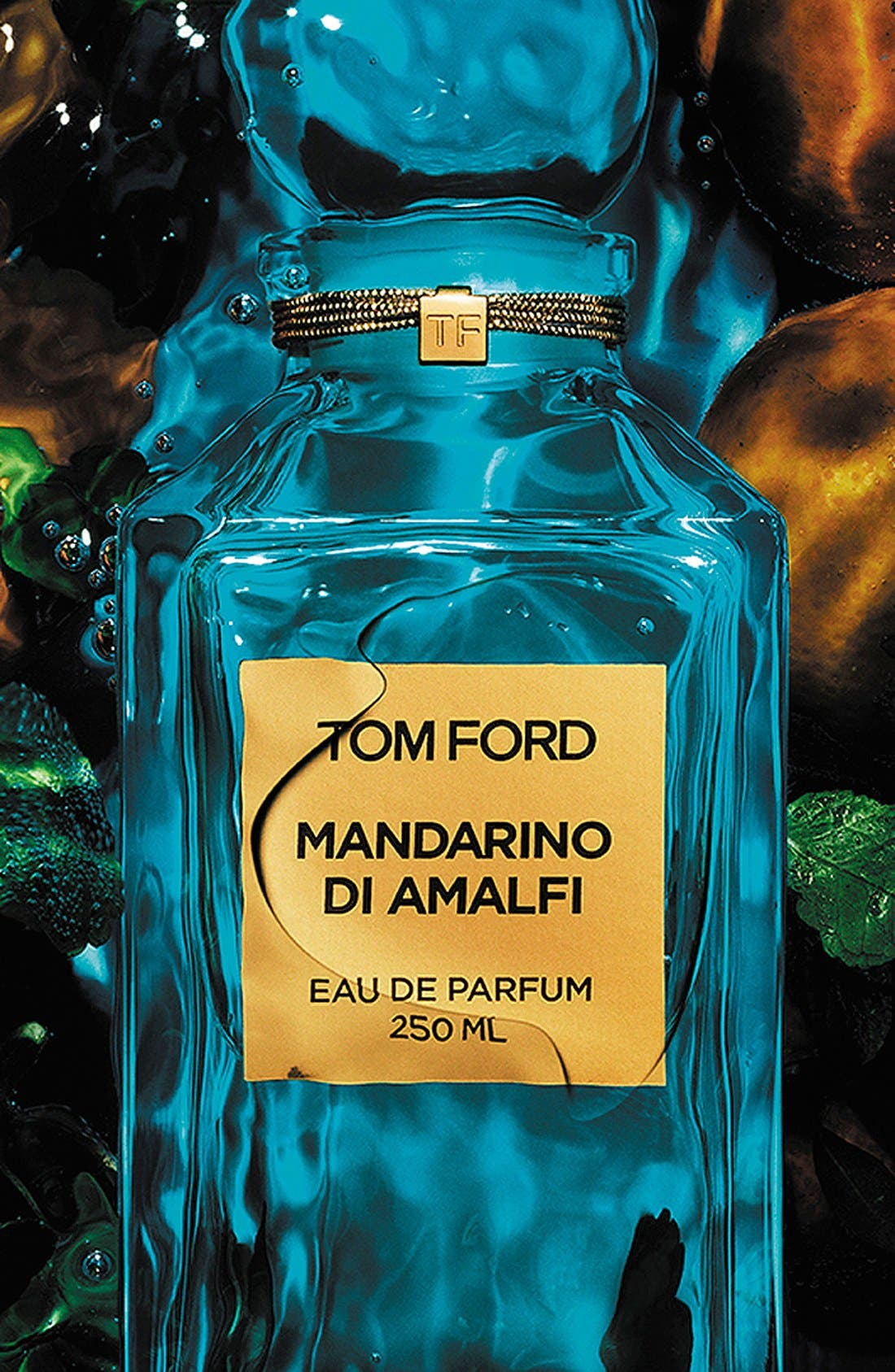 Private Blend Mandarino di Amalfi Eau de Parfum Decanter,                             Alternate thumbnail 4, color,                             NO COLOR