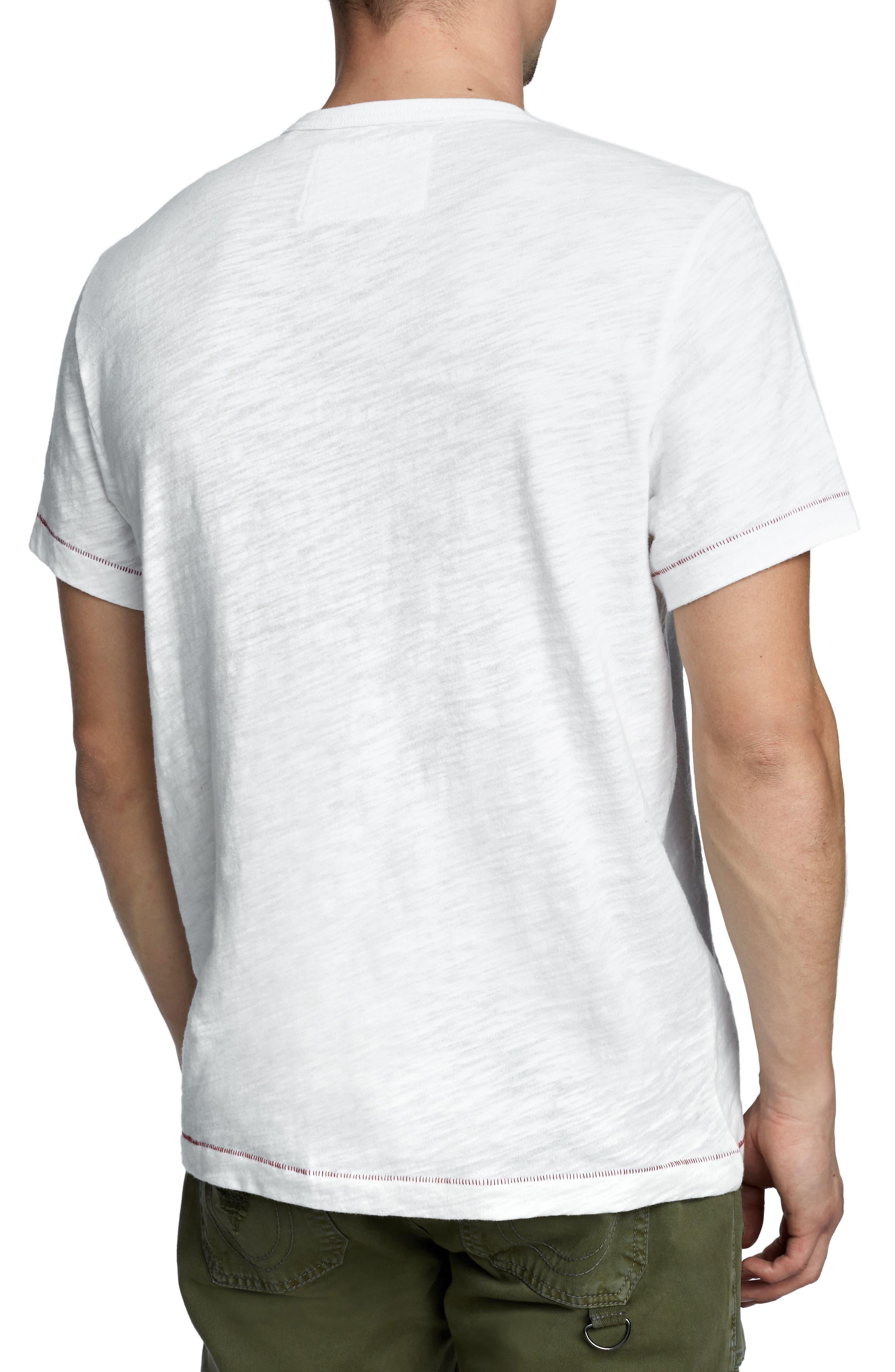Puff Guitar T-Shirt,                             Alternate thumbnail 2, color,                             100