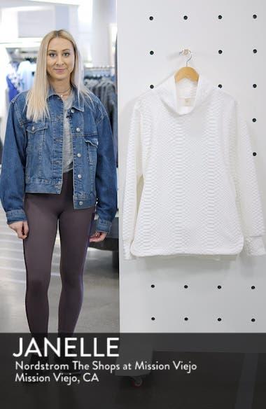 Saturday Mock Neck Pullover, sales video thumbnail