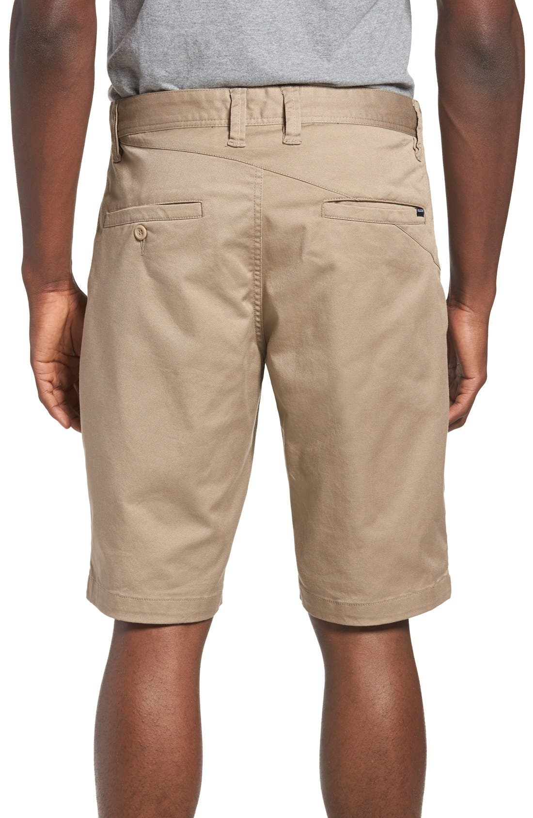 'Modern' Stretch Chino Shorts,                             Alternate thumbnail 59, color,