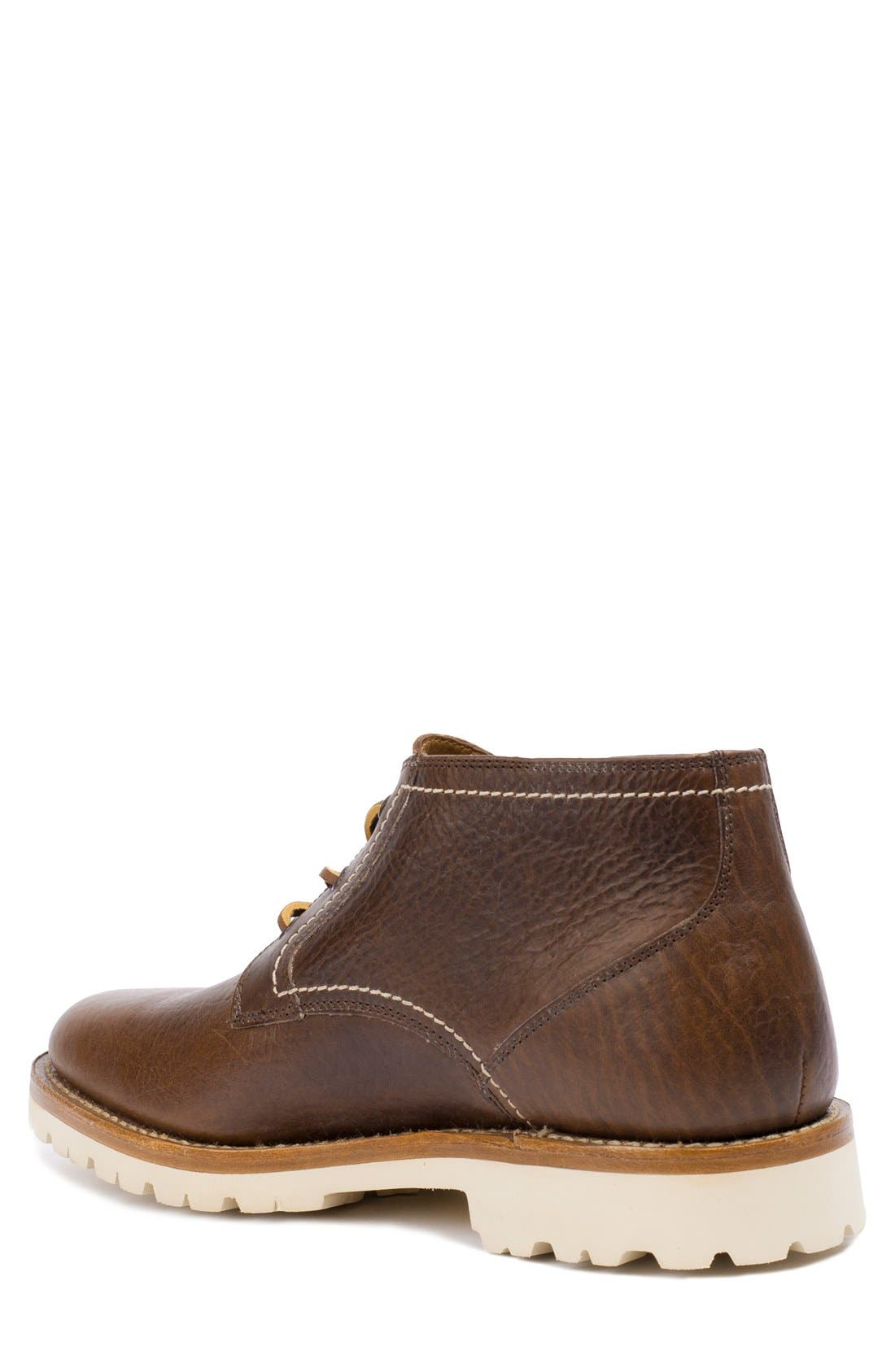 'Bighorn' Plain Toe Boot,                             Alternate thumbnail 4, color,