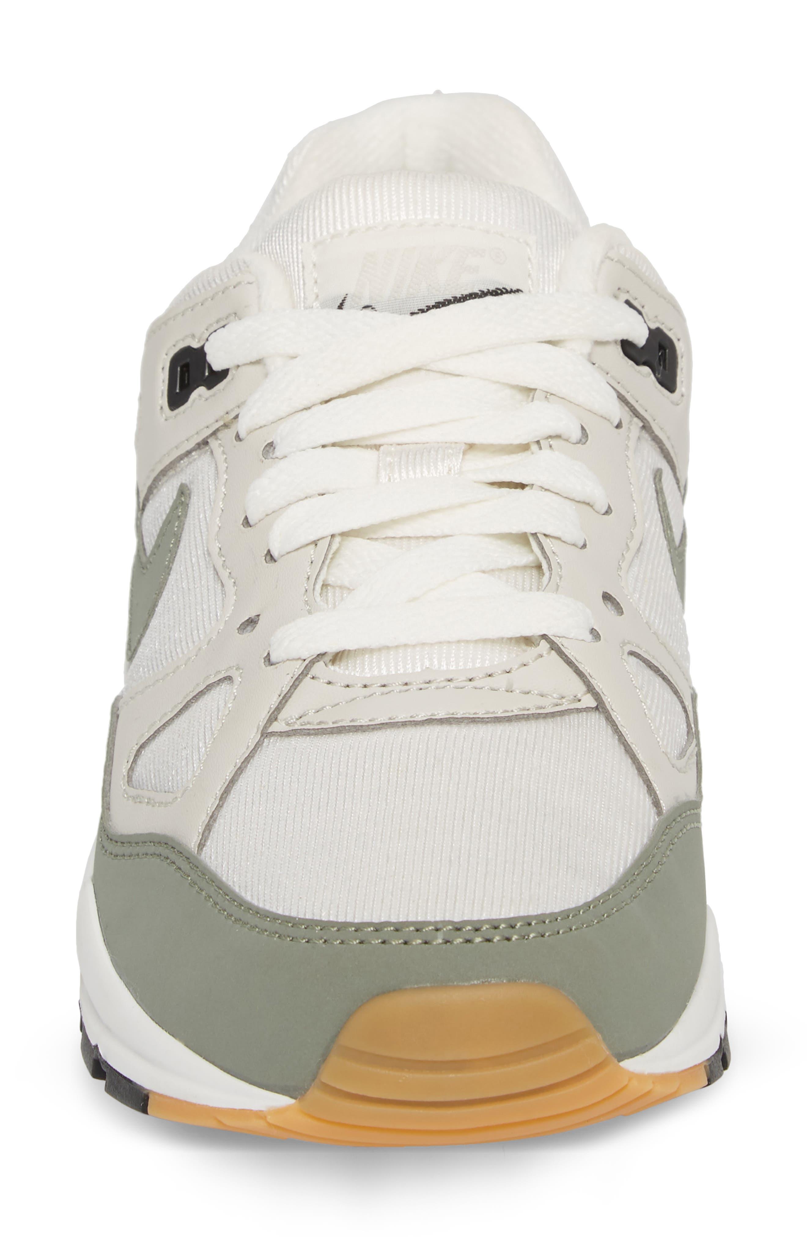 NIKE,                             Air Span II Sneaker,                             Alternate thumbnail 4, color,                             020