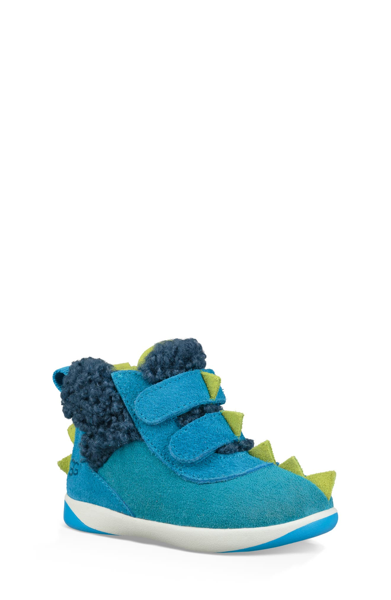 Dydo Pritchard Bootie,                         Main,                         color, BLUE MULTI