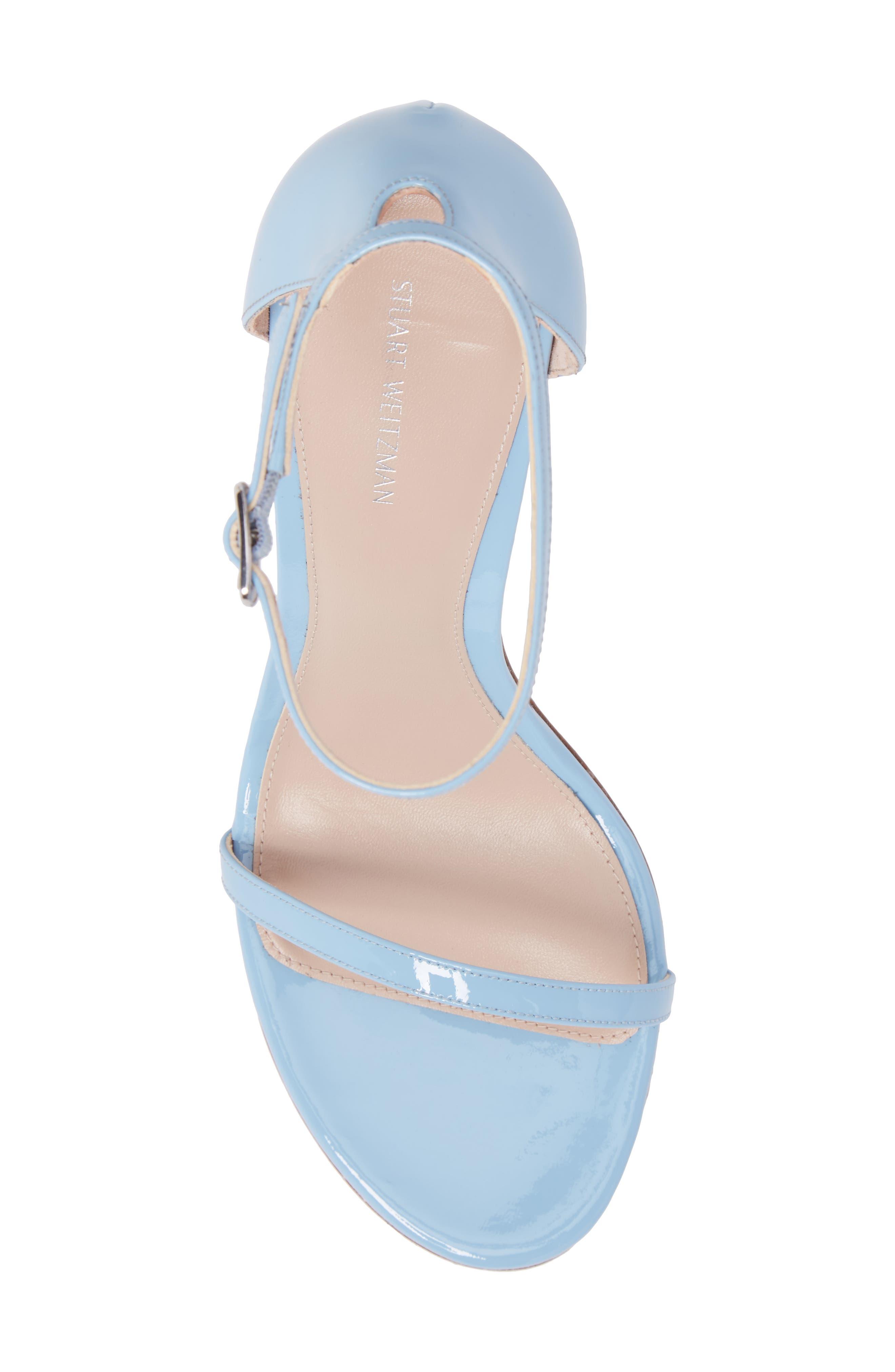 Nudistsong Ankle Strap Sandal,                             Alternate thumbnail 176, color,