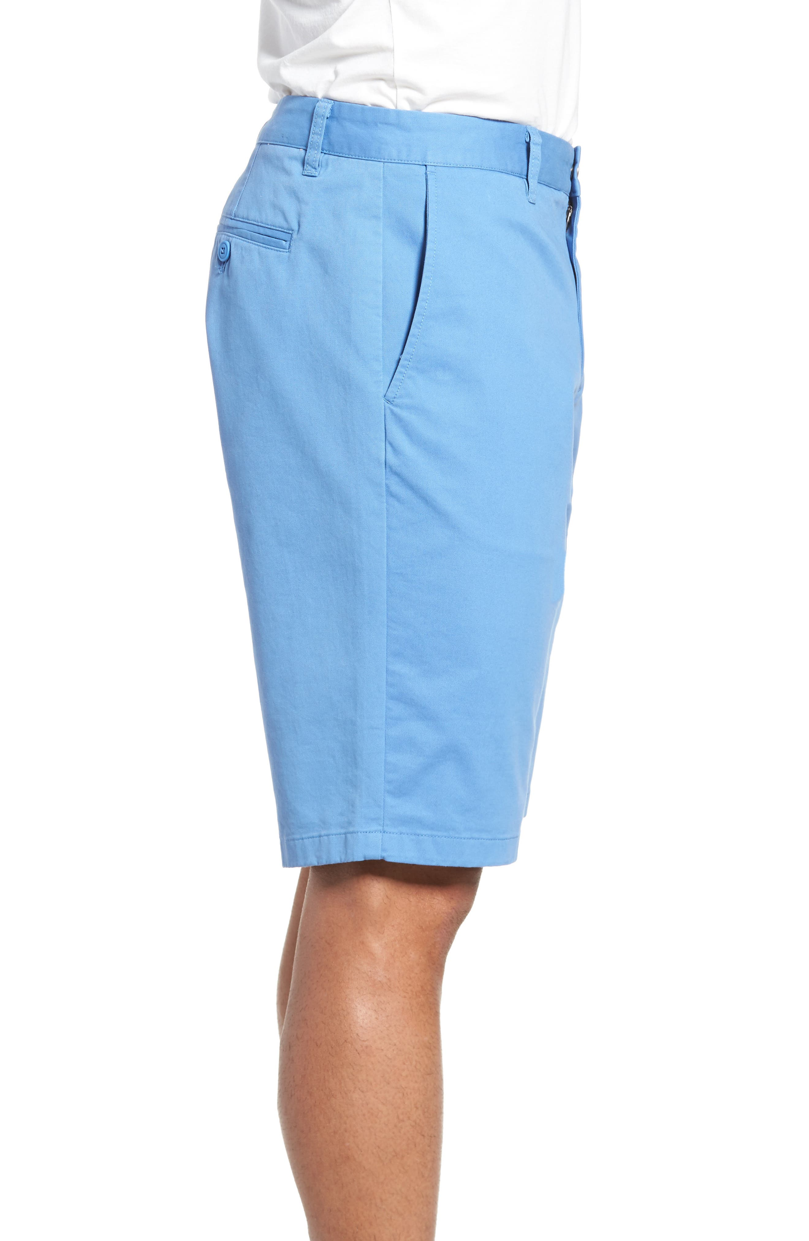 Stretch Washed Chino 11-Inch Shorts,                             Alternate thumbnail 48, color,