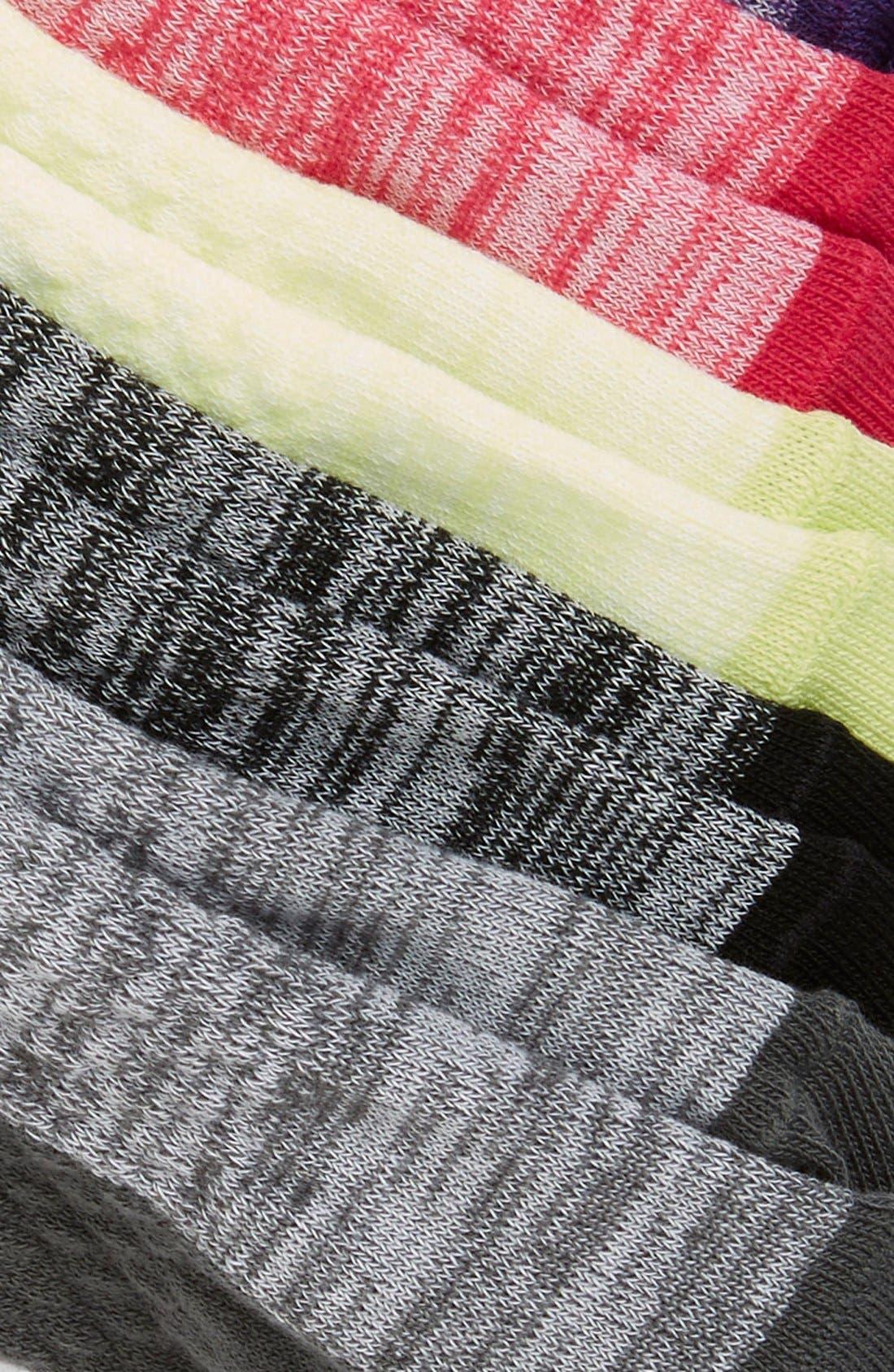 6-Pack Ankle Socks,                             Alternate thumbnail 19, color,