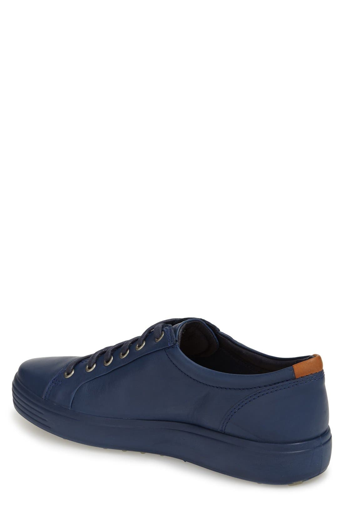 Soft VII Lace-Up Sneaker,                             Alternate thumbnail 37, color,