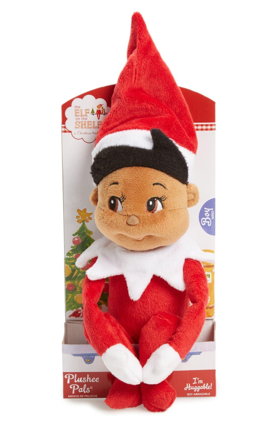 Plushee Pals<sup>®</sup> Boy Scout Elf,                             Main thumbnail 1, color,                             600
