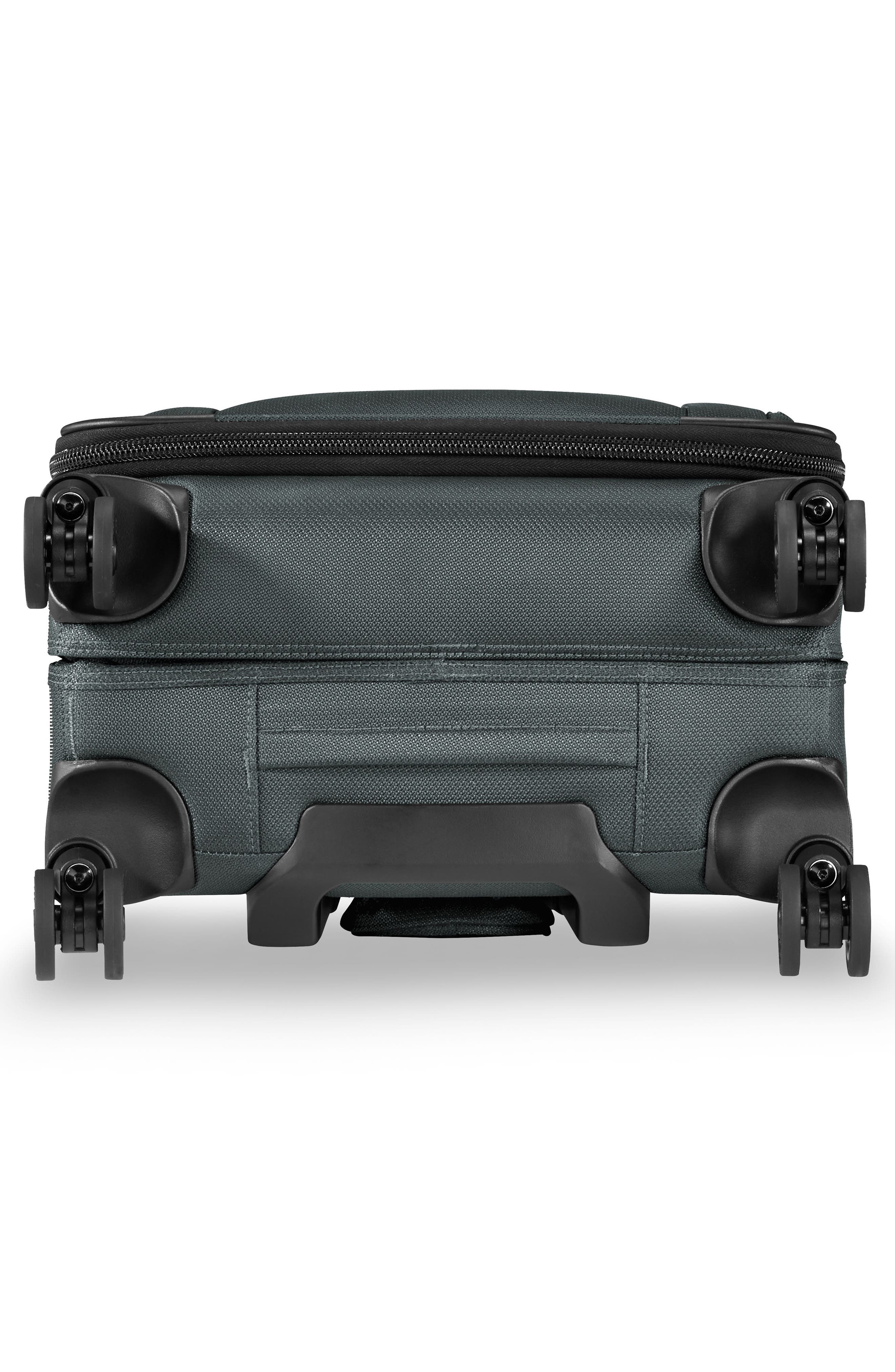 Transcend VX Tall Expandable 22-Inch Spinner Suitcase,                             Alternate thumbnail 7, color,                             SLATE GREY