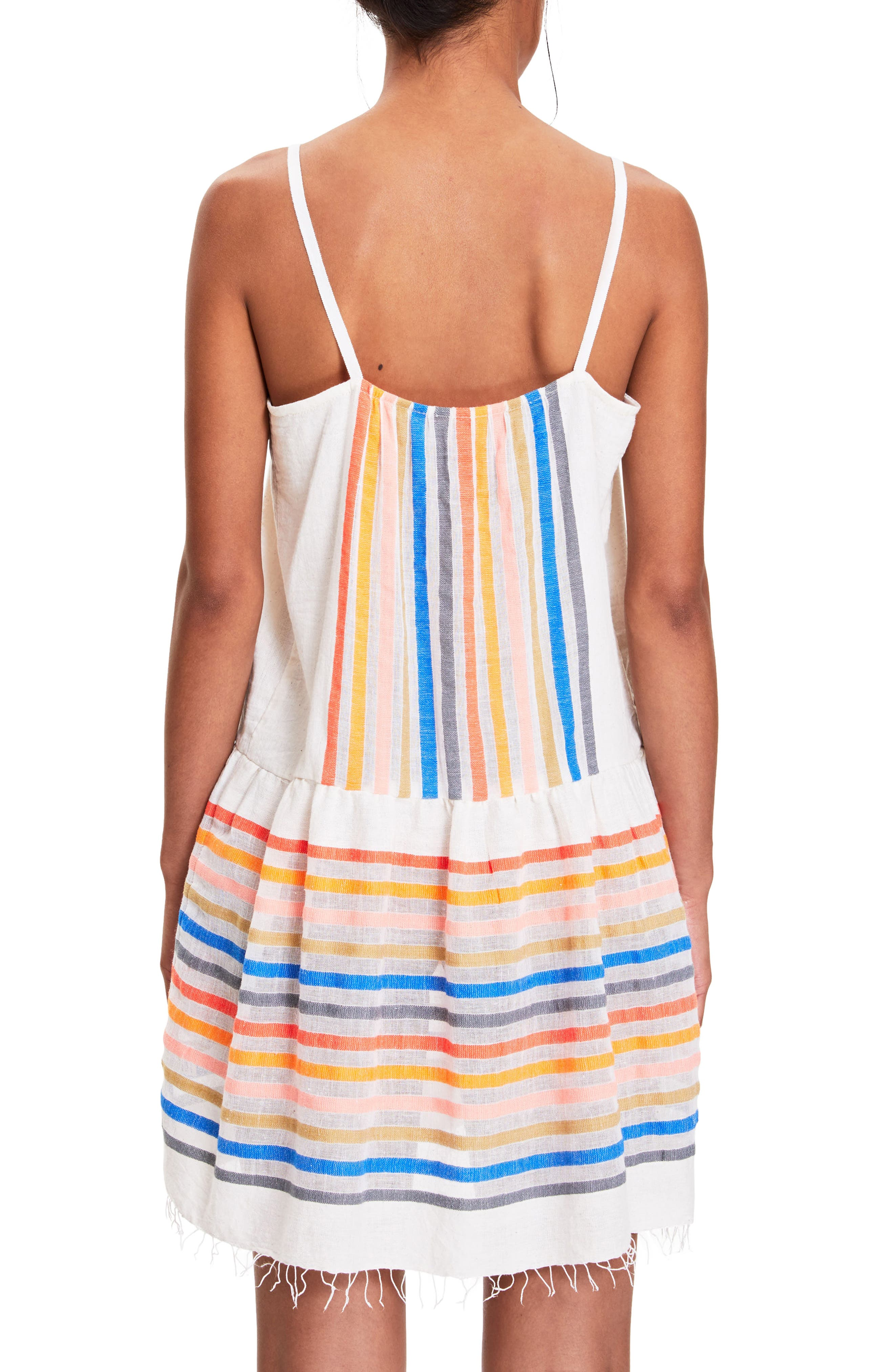 Candance Cover-Up Dress,                             Alternate thumbnail 2, color,                             100