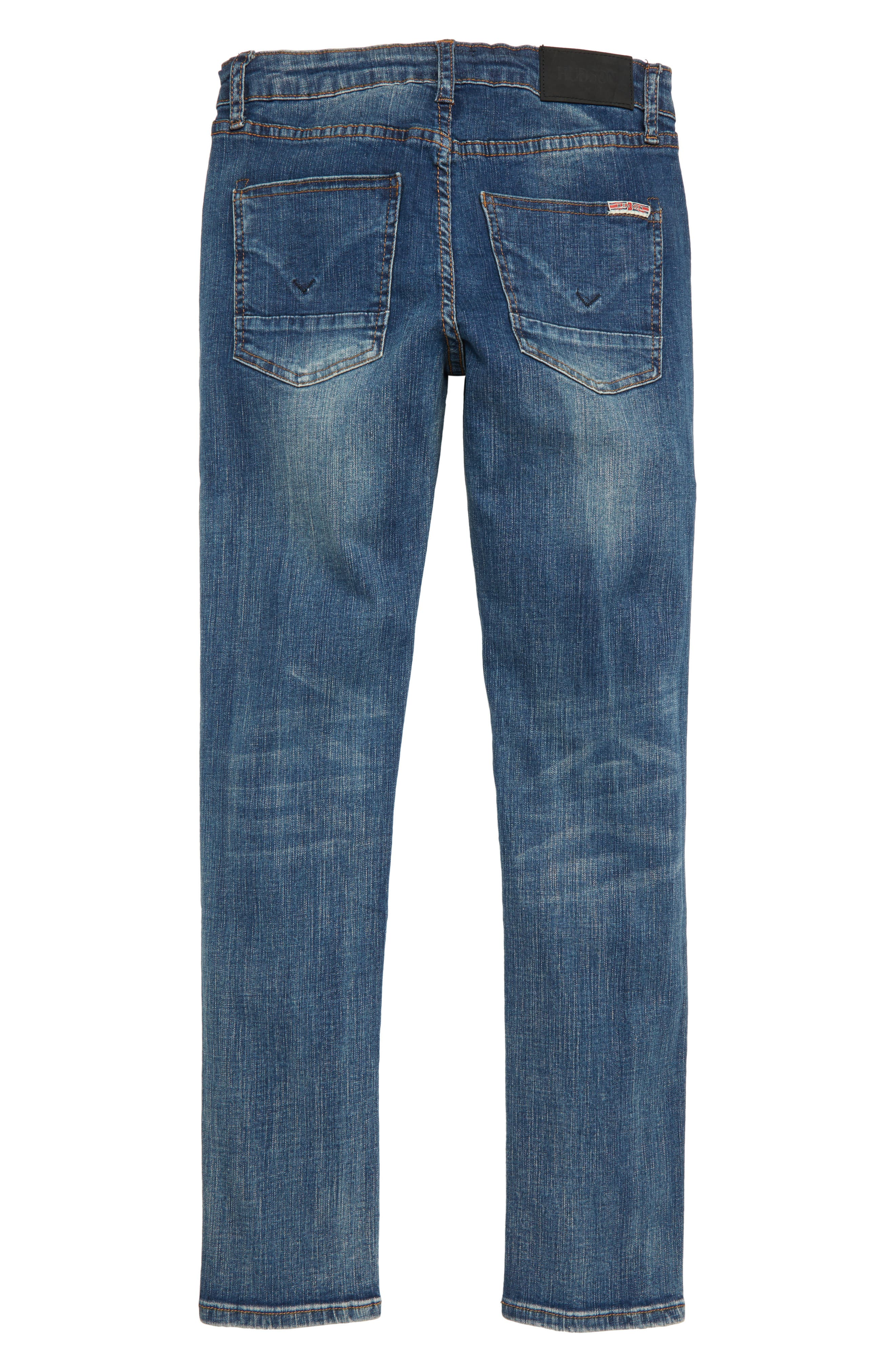 Jude Skinny Jeans,                             Alternate thumbnail 3, color,
