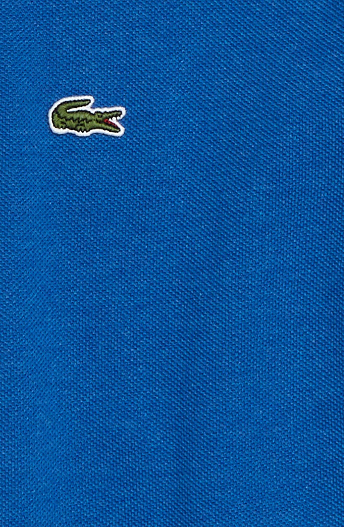 Classic Piqué Polo,                             Alternate thumbnail 2, color,                             EUY SAUREL CHINE
