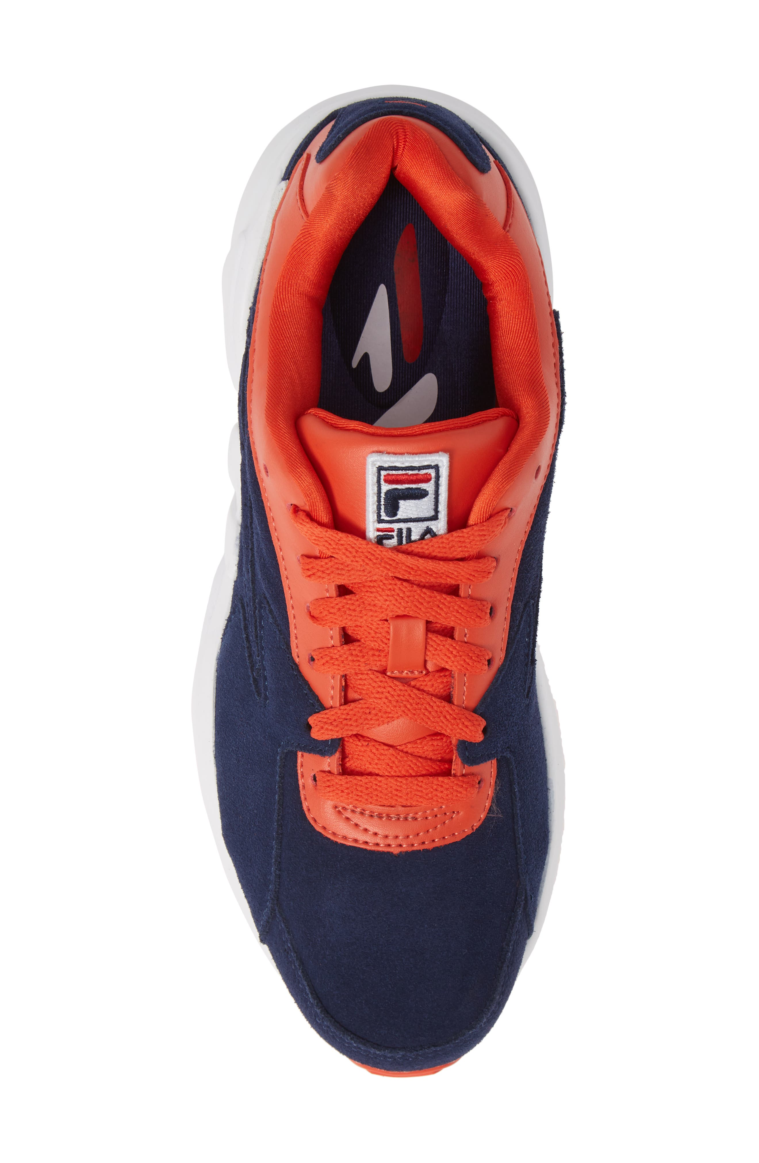 Mindblower Sneaker,                             Alternate thumbnail 5, color,                             NAVY/ WHITE/ RED