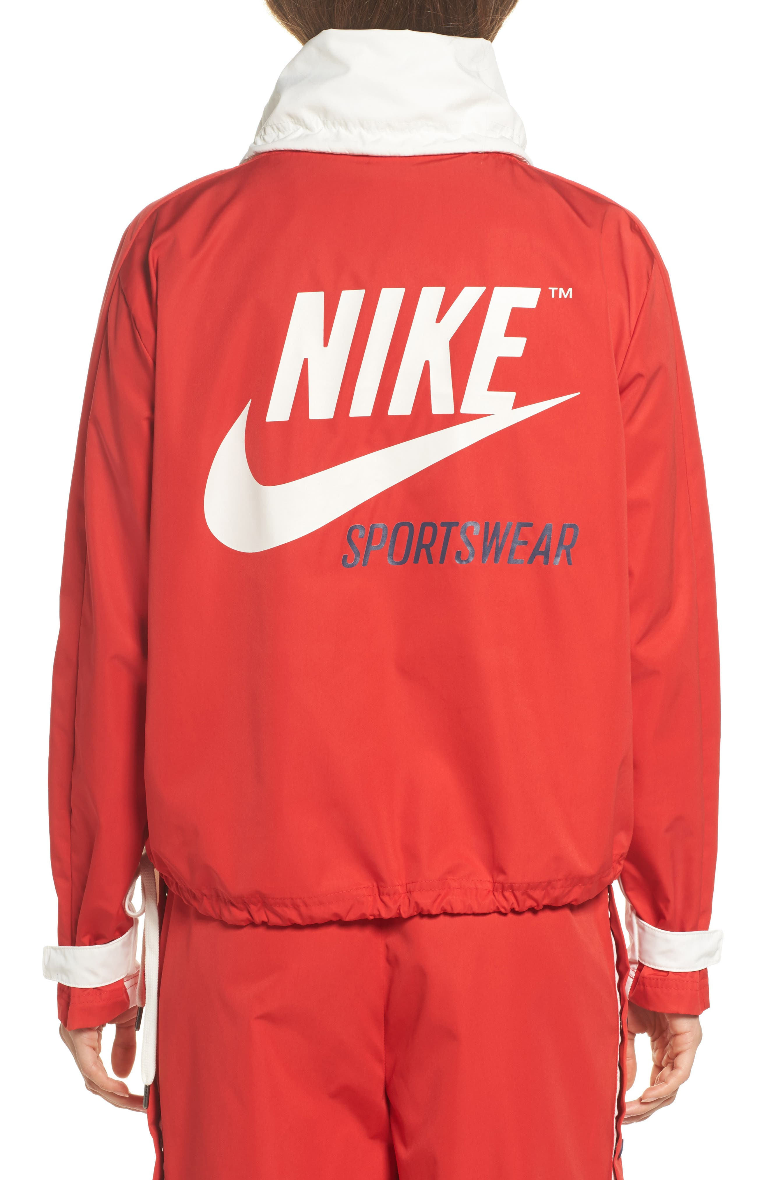 Sportswear Archive Jacket,                             Alternate thumbnail 4, color,