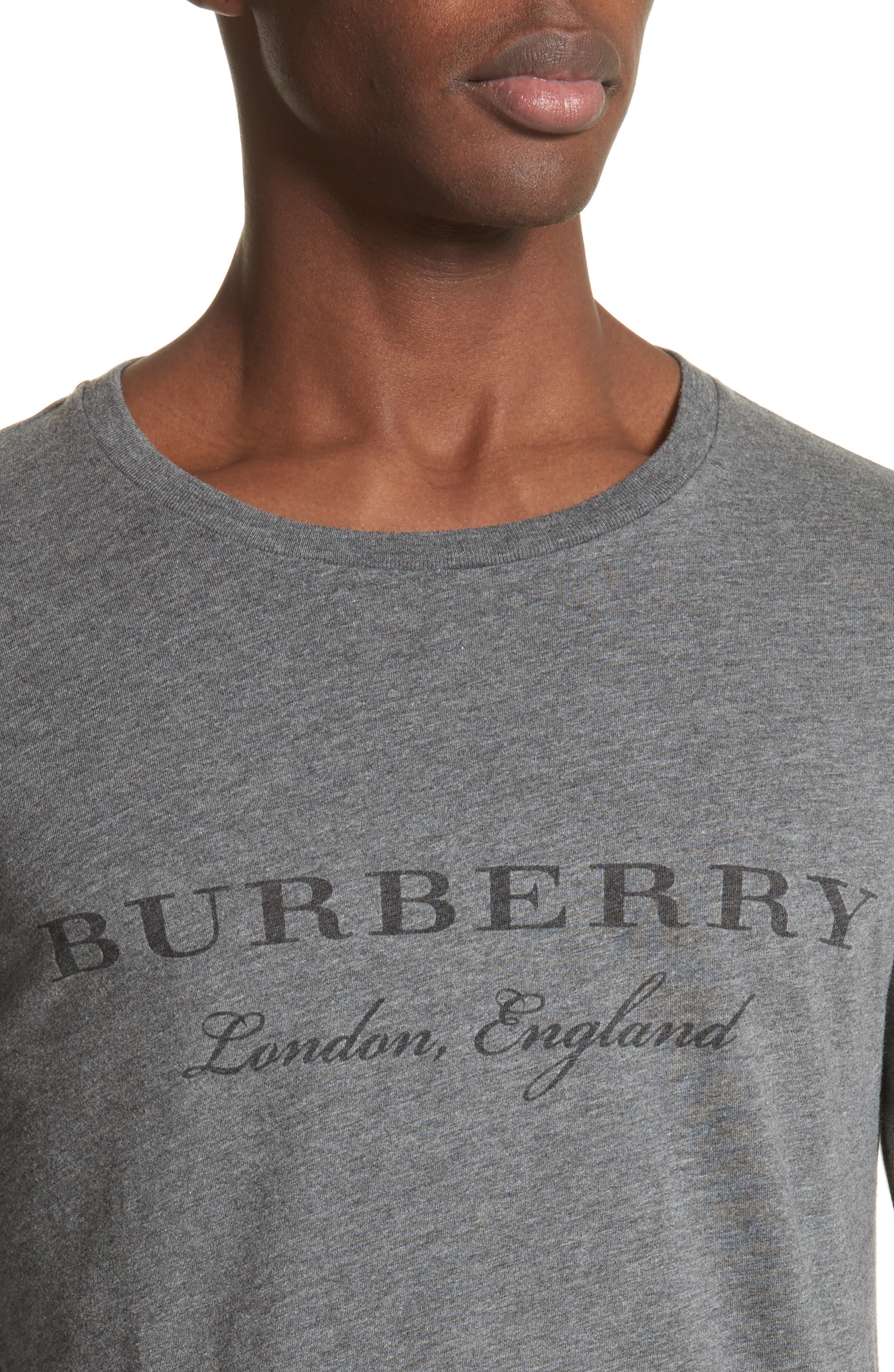 Martford Regular Fit Logo T-Shirt,                             Alternate thumbnail 4, color,                             031