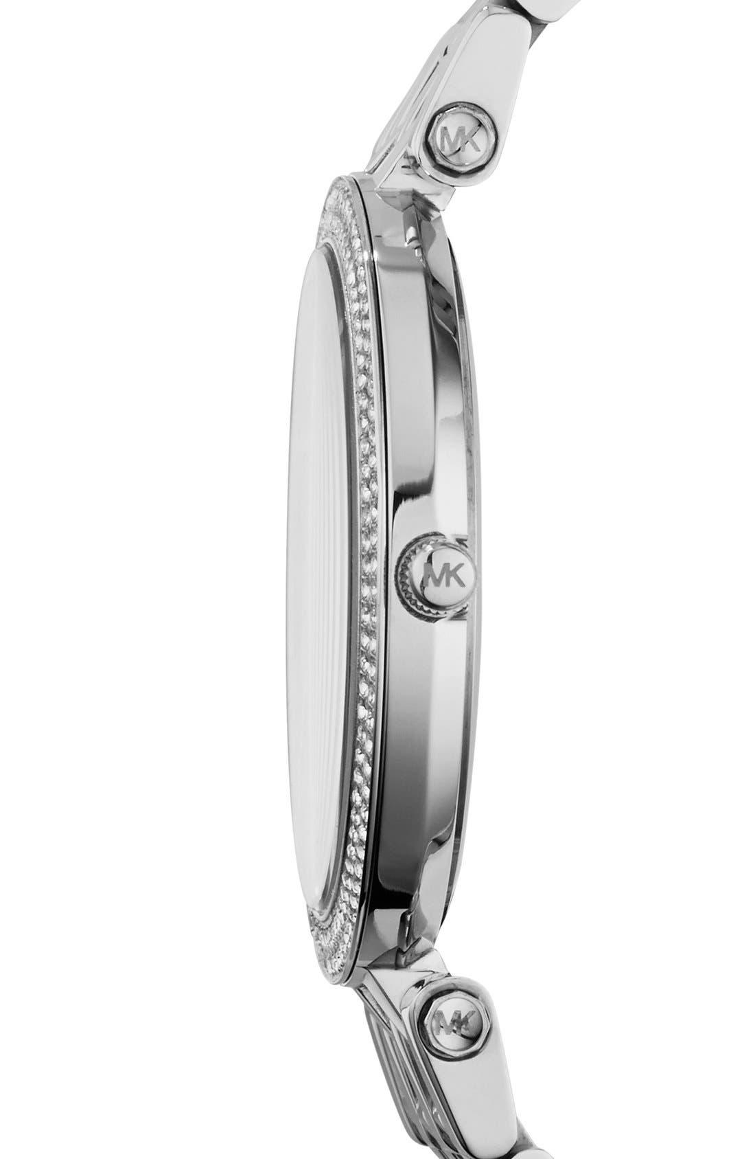 'Darci' Round Bracelet Watch, 39mm,                             Alternate thumbnail 26, color,