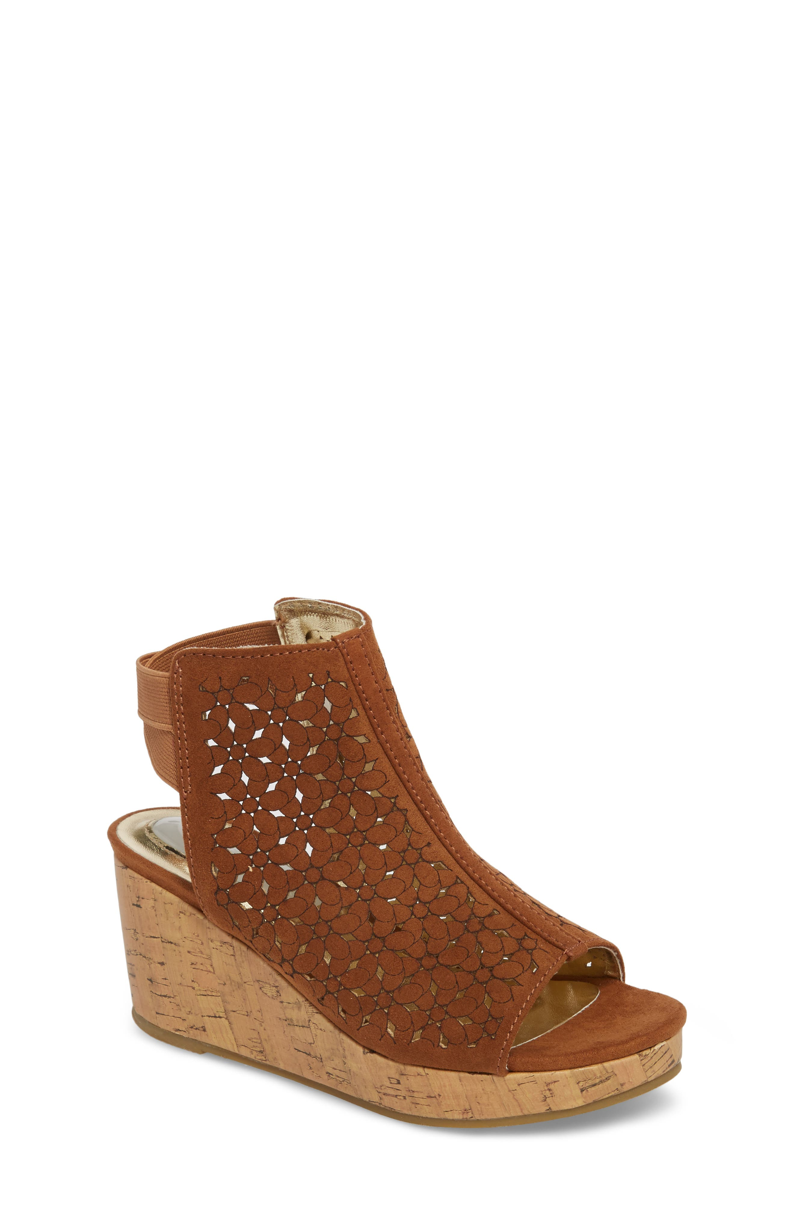 Corrine Finestra Wedge Sandal,                         Main,                         color, 255