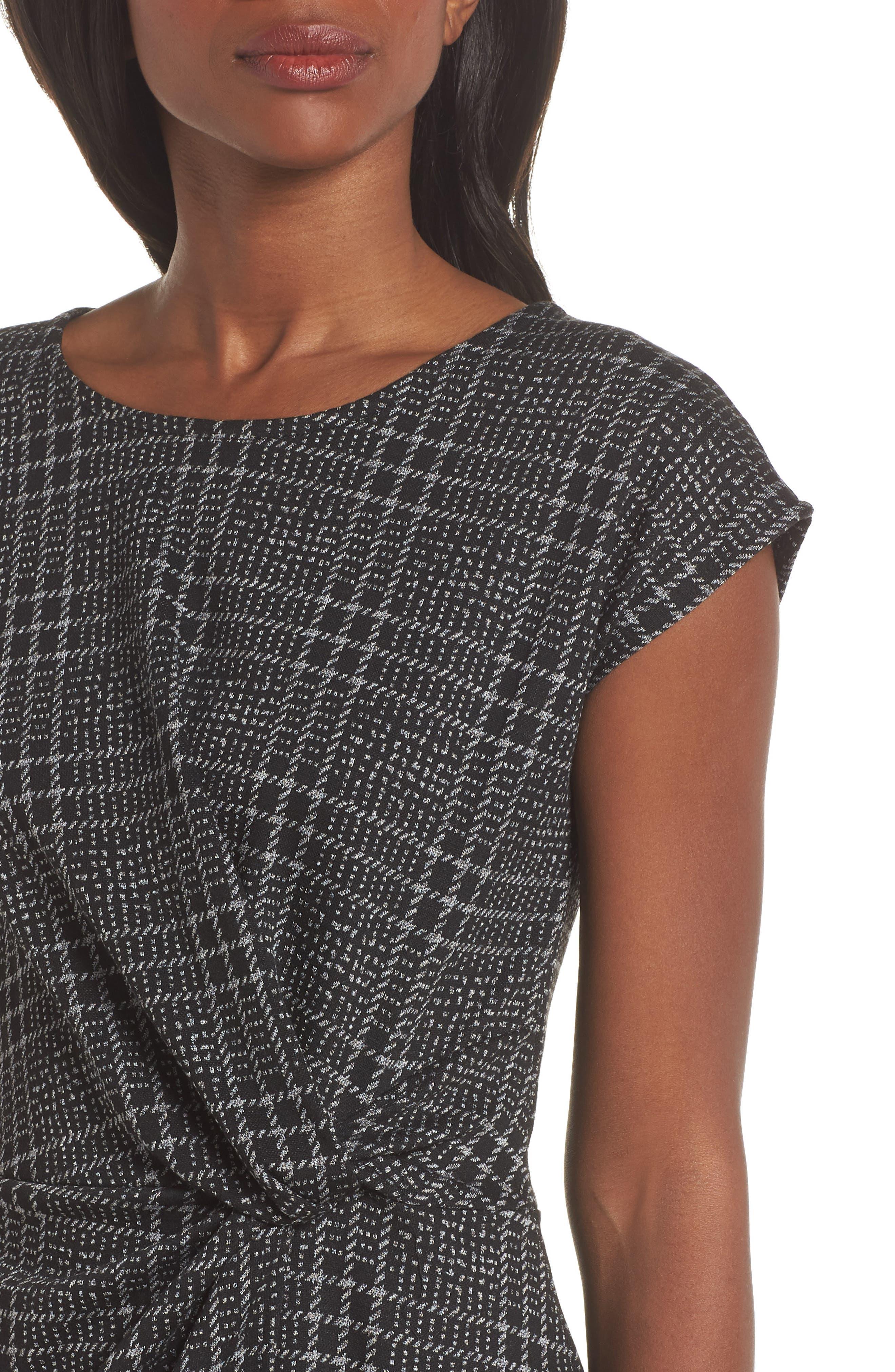 Mini Twist Dress,                             Alternate thumbnail 4, color,                             024