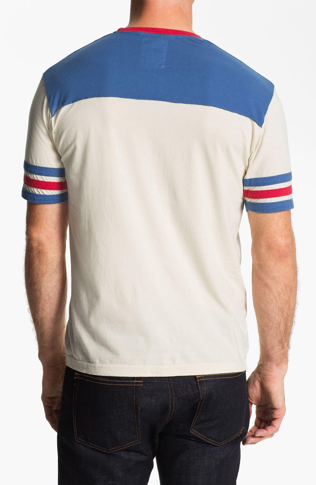 'Rangers  - Remote Control' T-Shirt,                             Alternate thumbnail 3, color,                             252