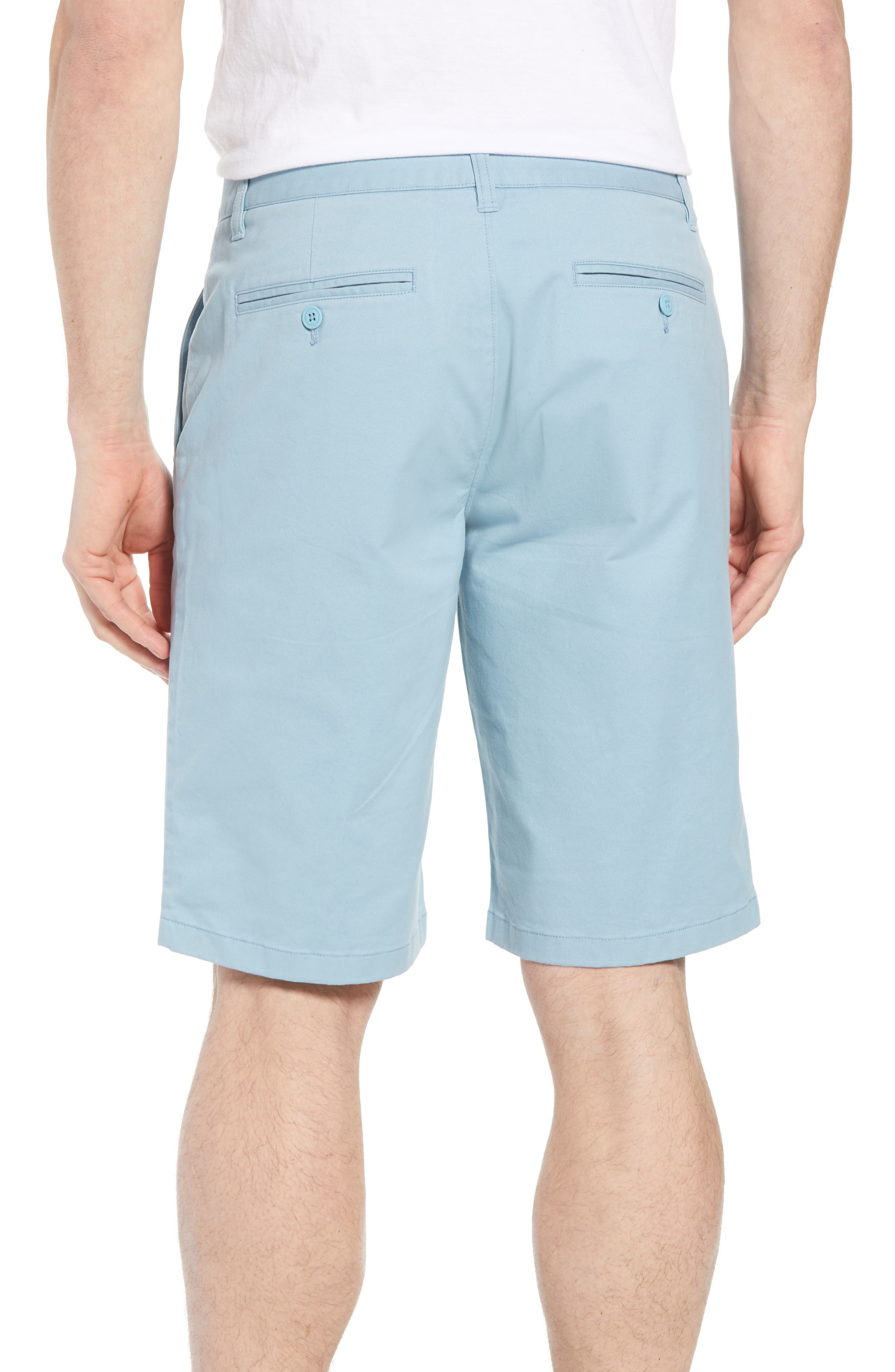 Stretch Washed Chino 11-Inch Shorts,                             Alternate thumbnail 29, color,