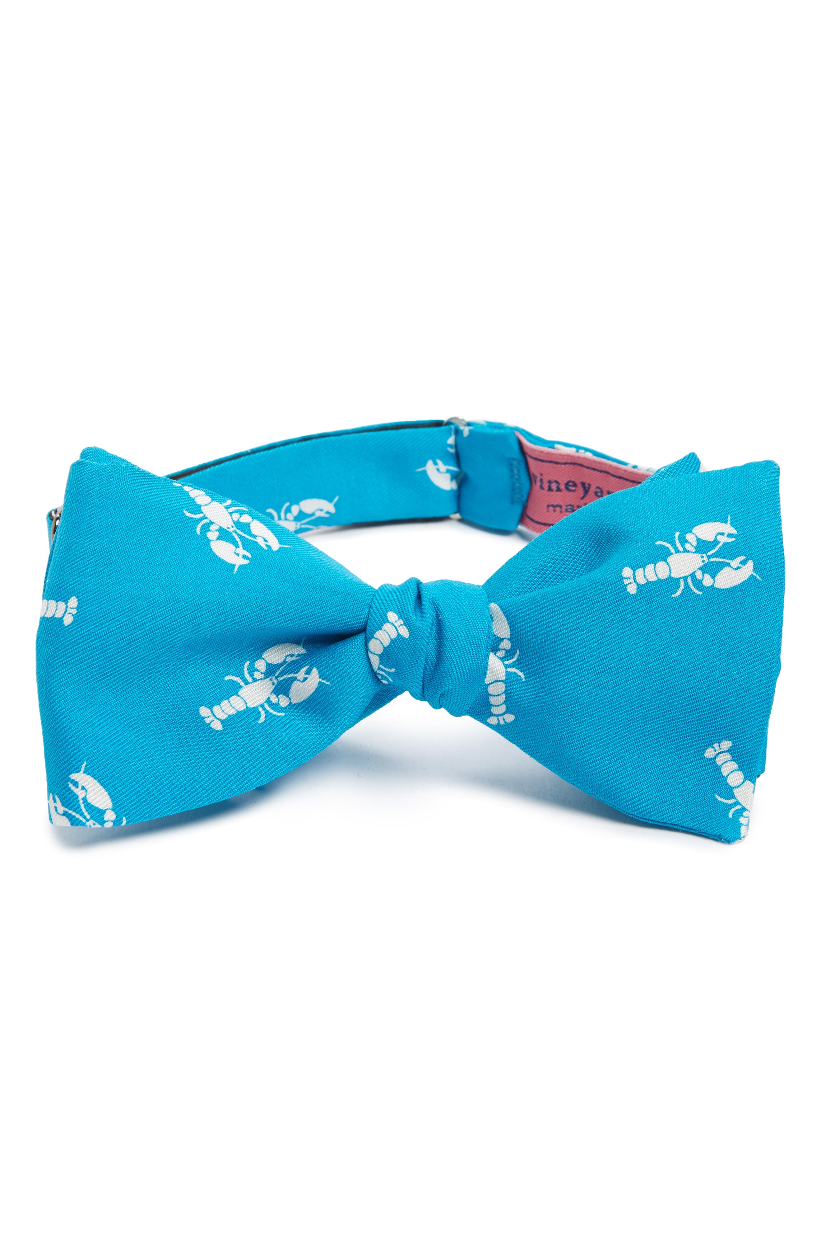 Lobster Bow Tie,                             Main thumbnail 1, color,                             441