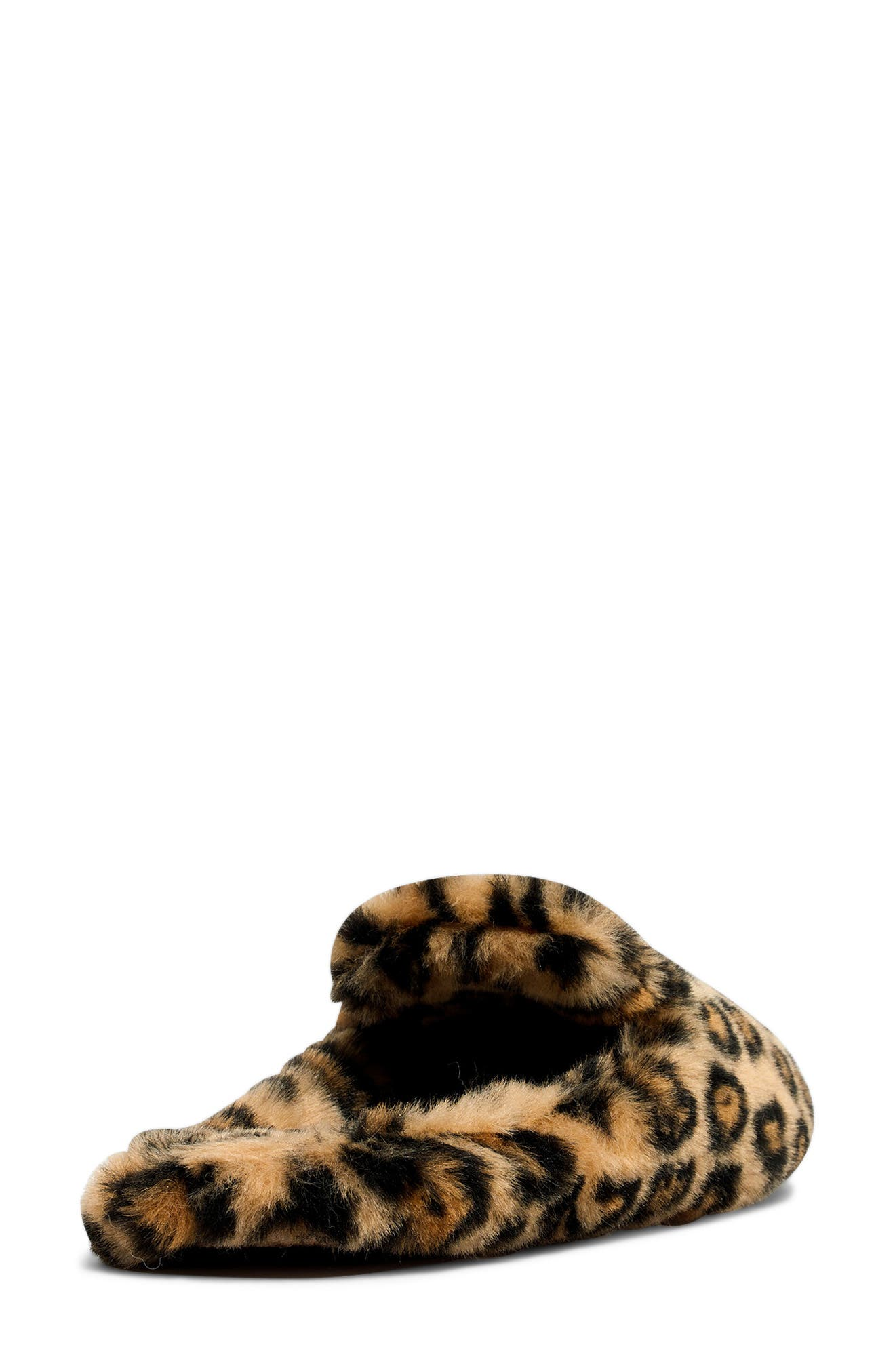 Loafer Scuff Slipper,                             Alternate thumbnail 2, color,                             LEOPARD