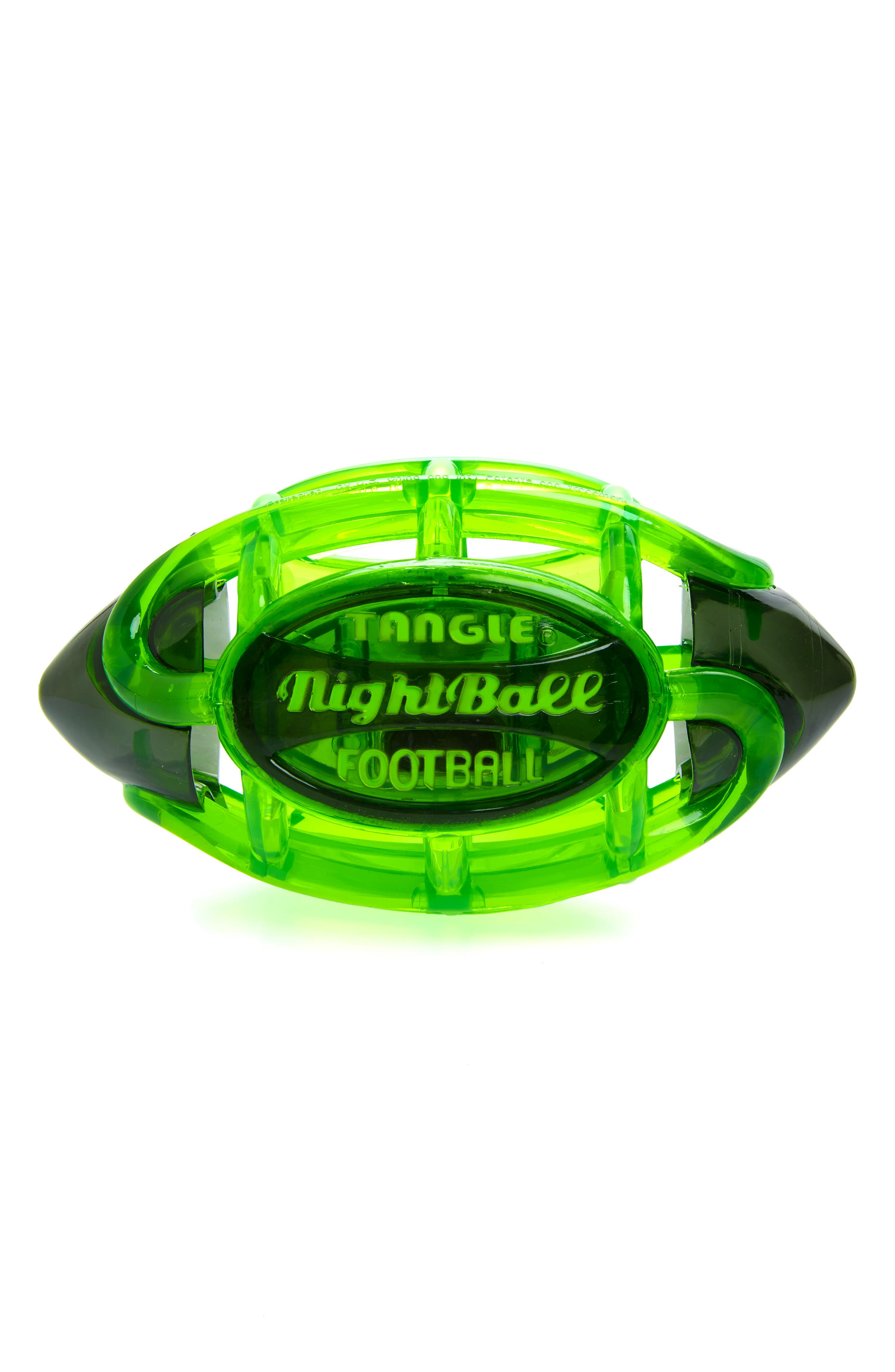 'NightBall' Large Football,                             Main thumbnail 1, color,                             301