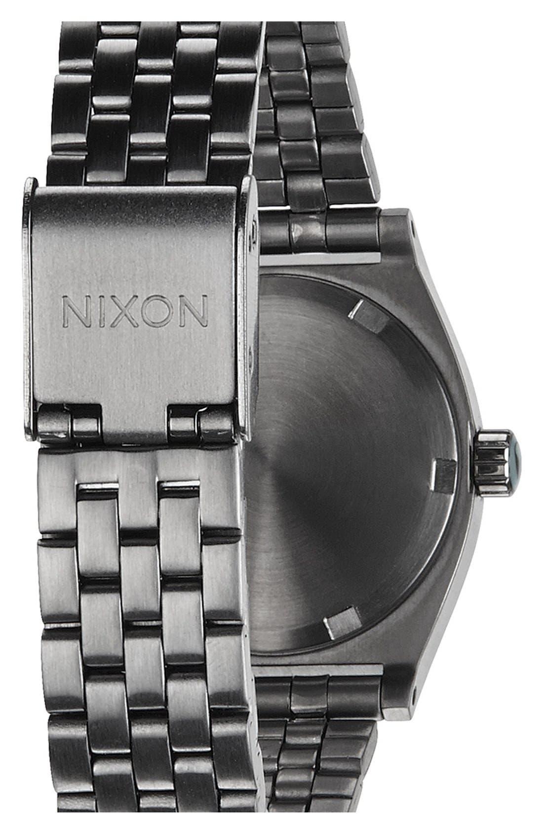 'The Small Time Teller' Bracelet Watch, 26mm,                             Alternate thumbnail 18, color,