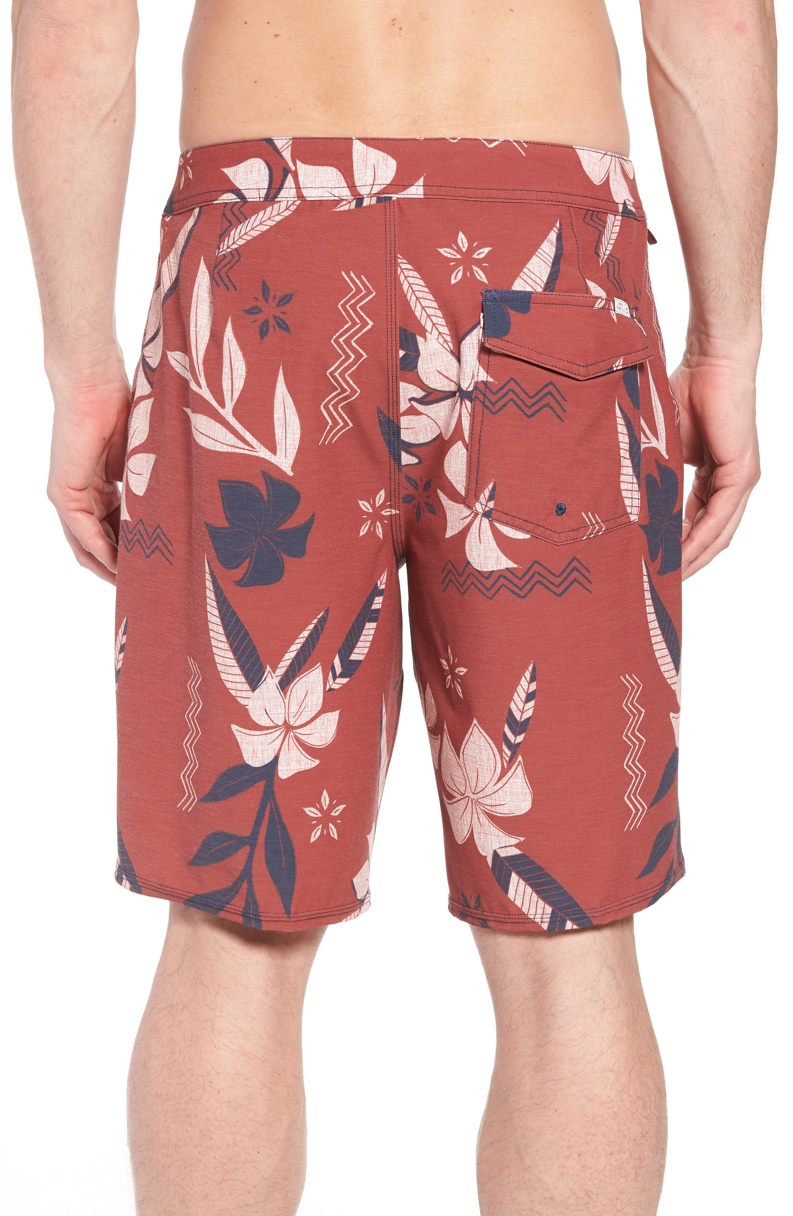 Maui Board Shorts,                             Alternate thumbnail 6, color,
