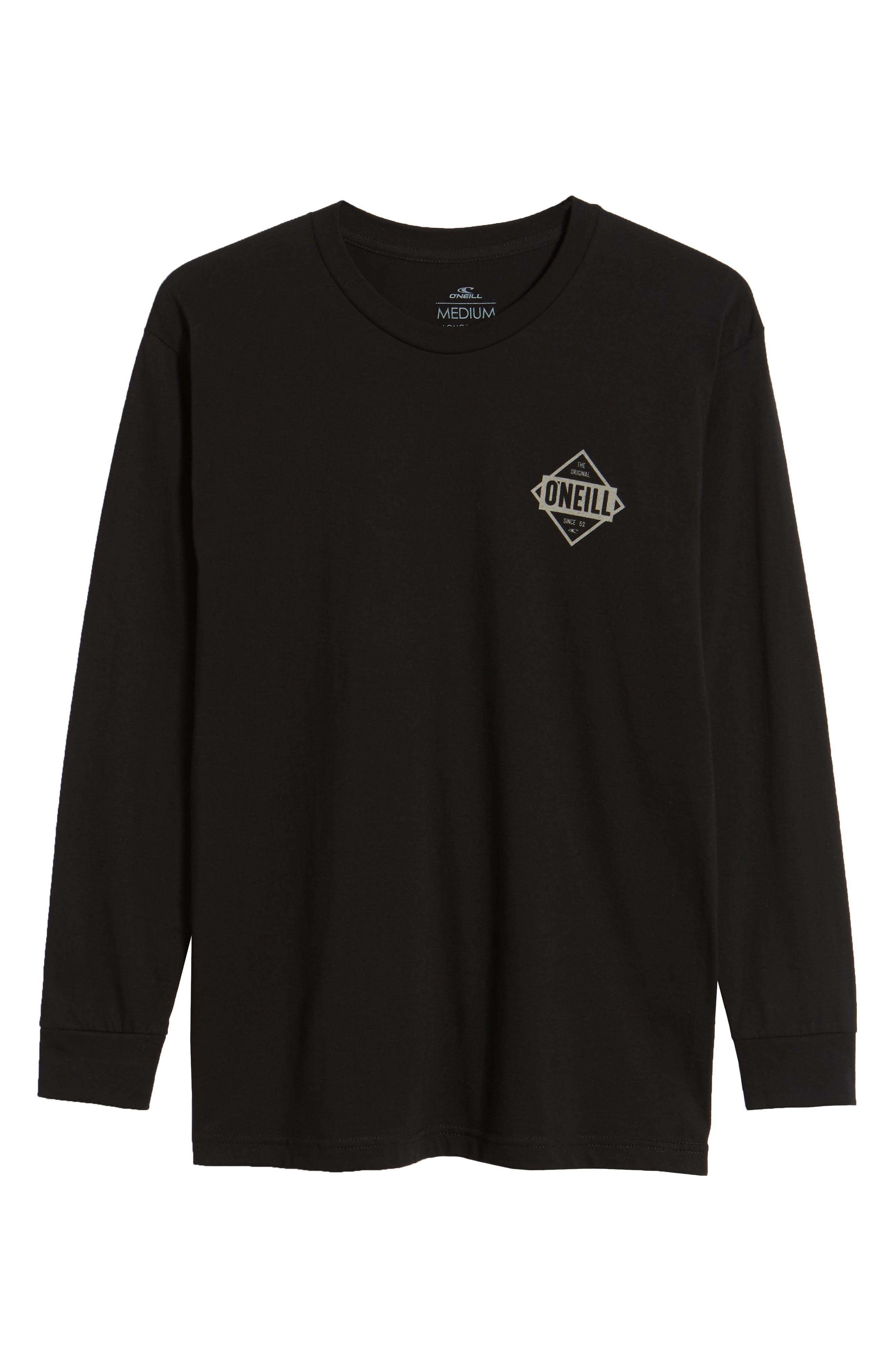 The Biz Graphic T-Shirt,                             Alternate thumbnail 6, color,                             001