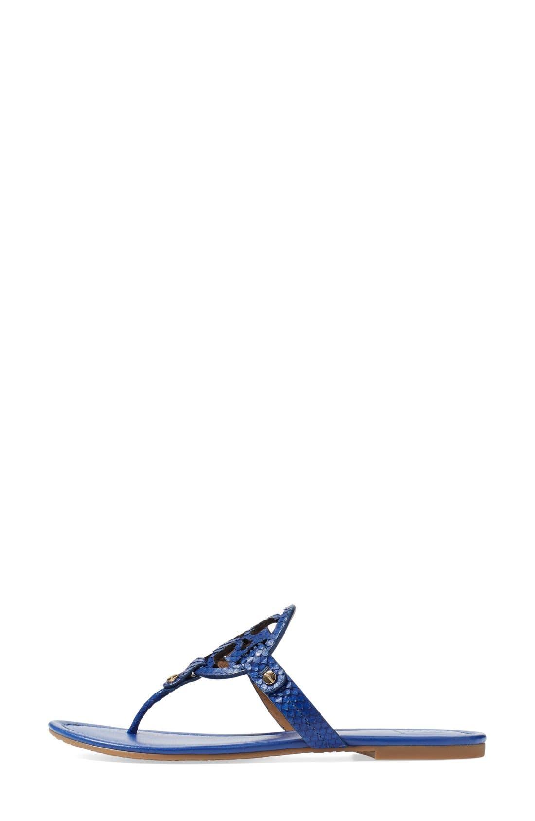 'Miller' Flip Flop,                             Alternate thumbnail 281, color,