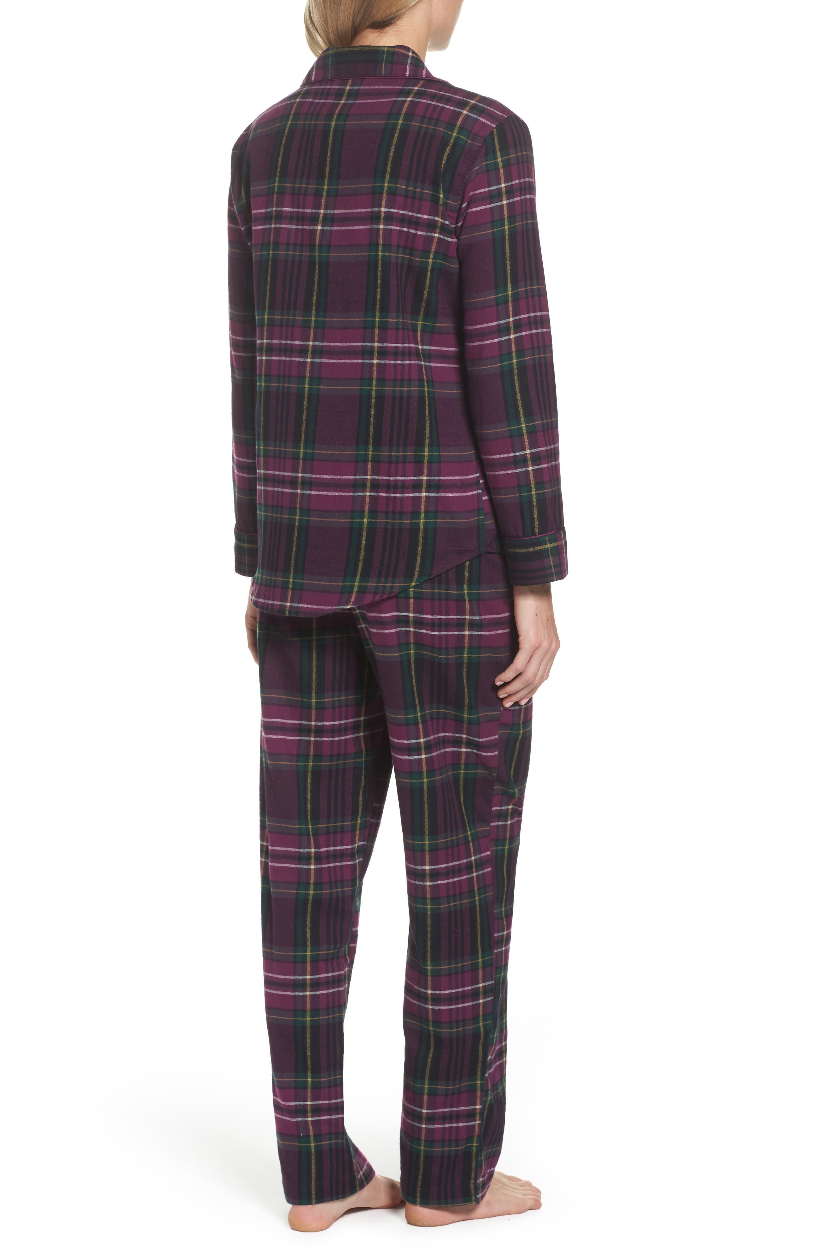 Cotton Pajamas,                             Alternate thumbnail 2, color,                             500