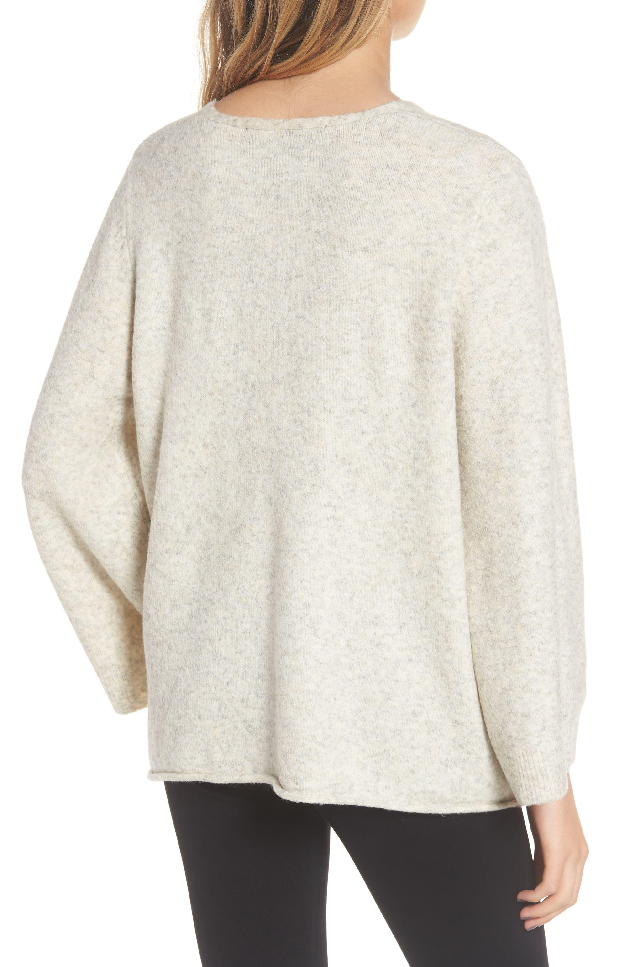 Urban Flossy Sweater,                             Alternate thumbnail 6, color,