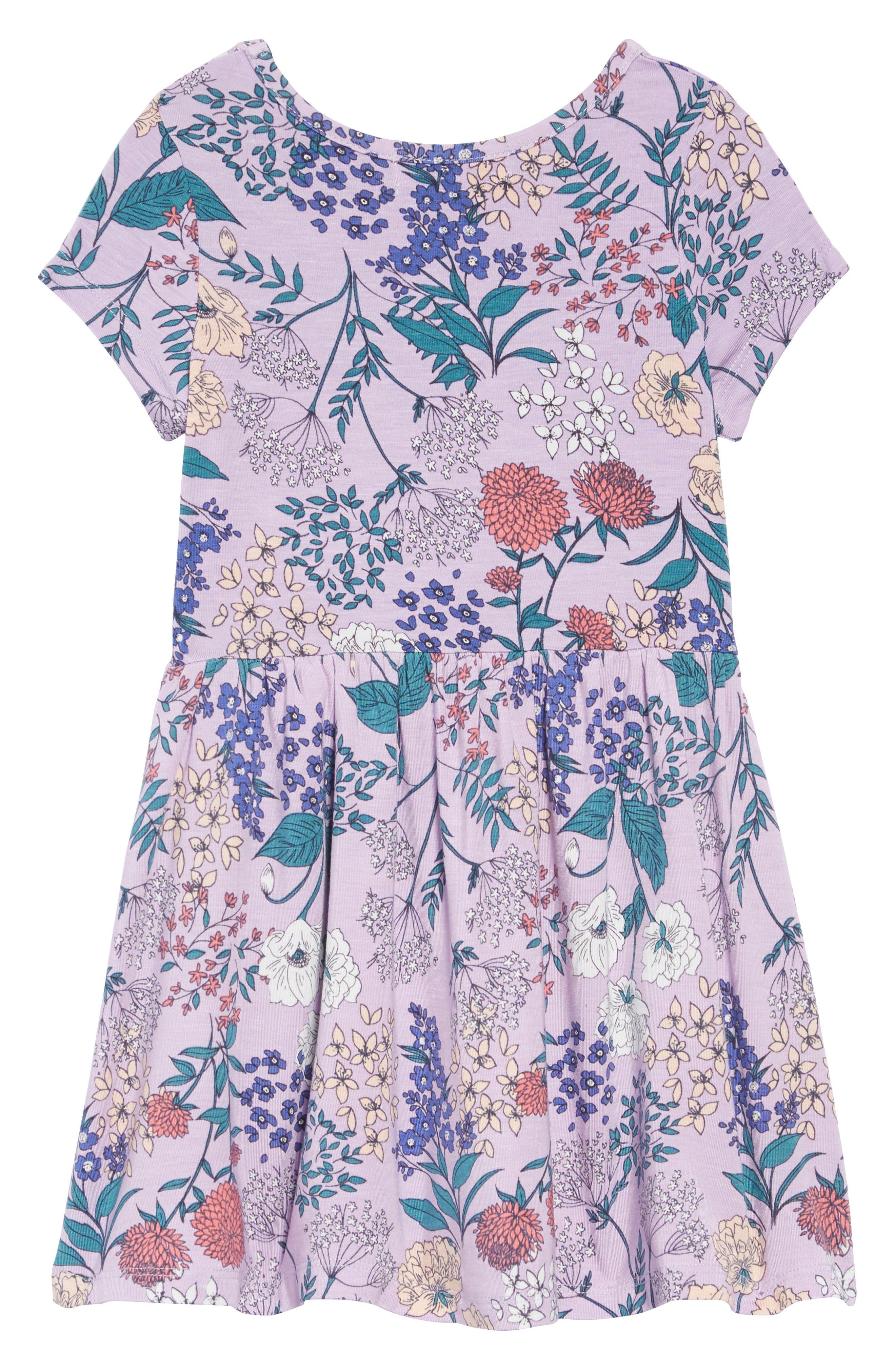 Candice Floral Dress,                             Alternate thumbnail 2, color,                             PURPLE