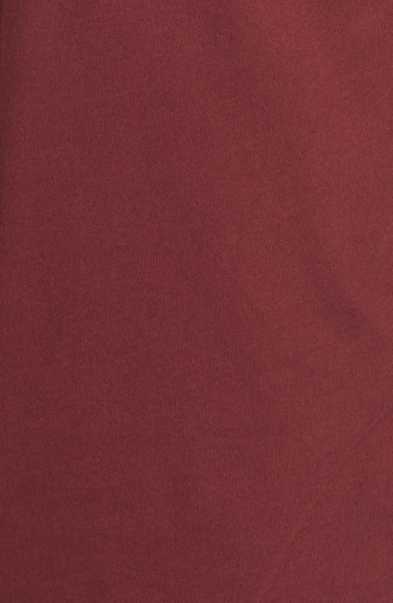 Big RVCA Gradient Logo T-Shirt,                             Alternate thumbnail 10, color,