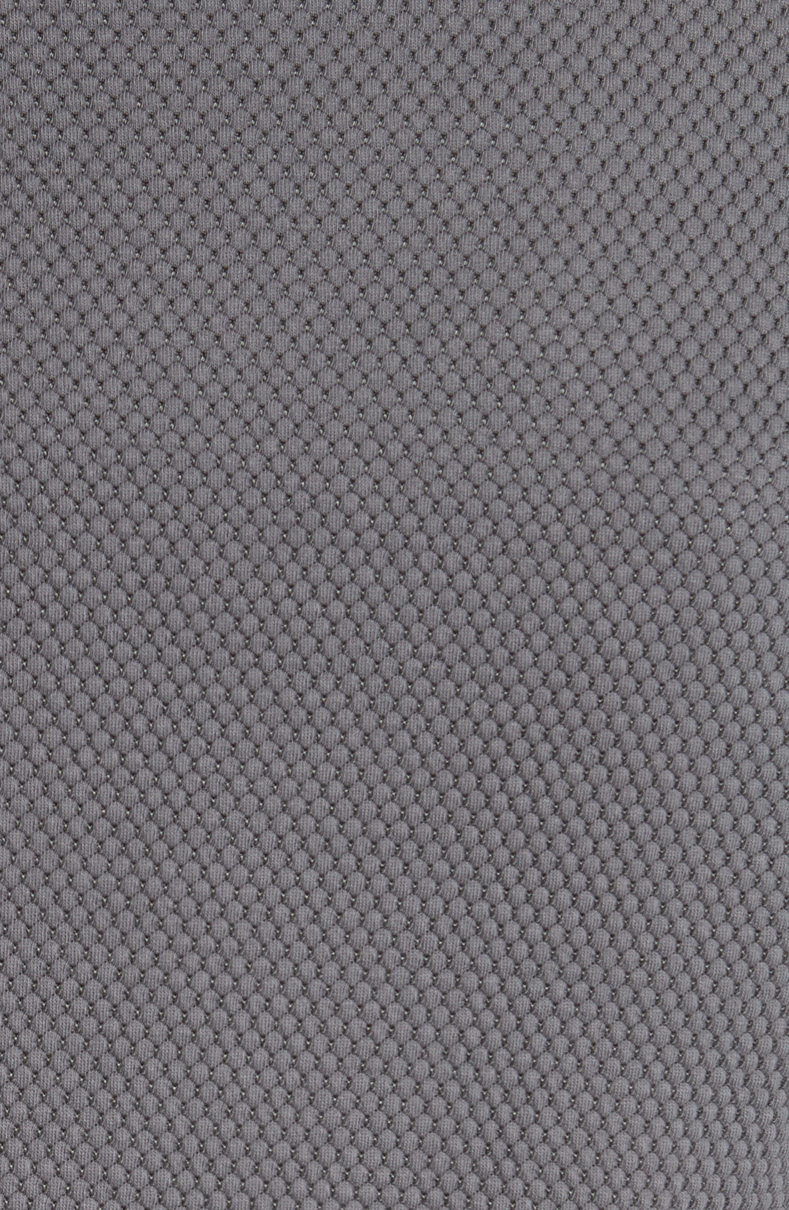 Regular Fit Knit Blazer,                             Alternate thumbnail 6, color,                             034